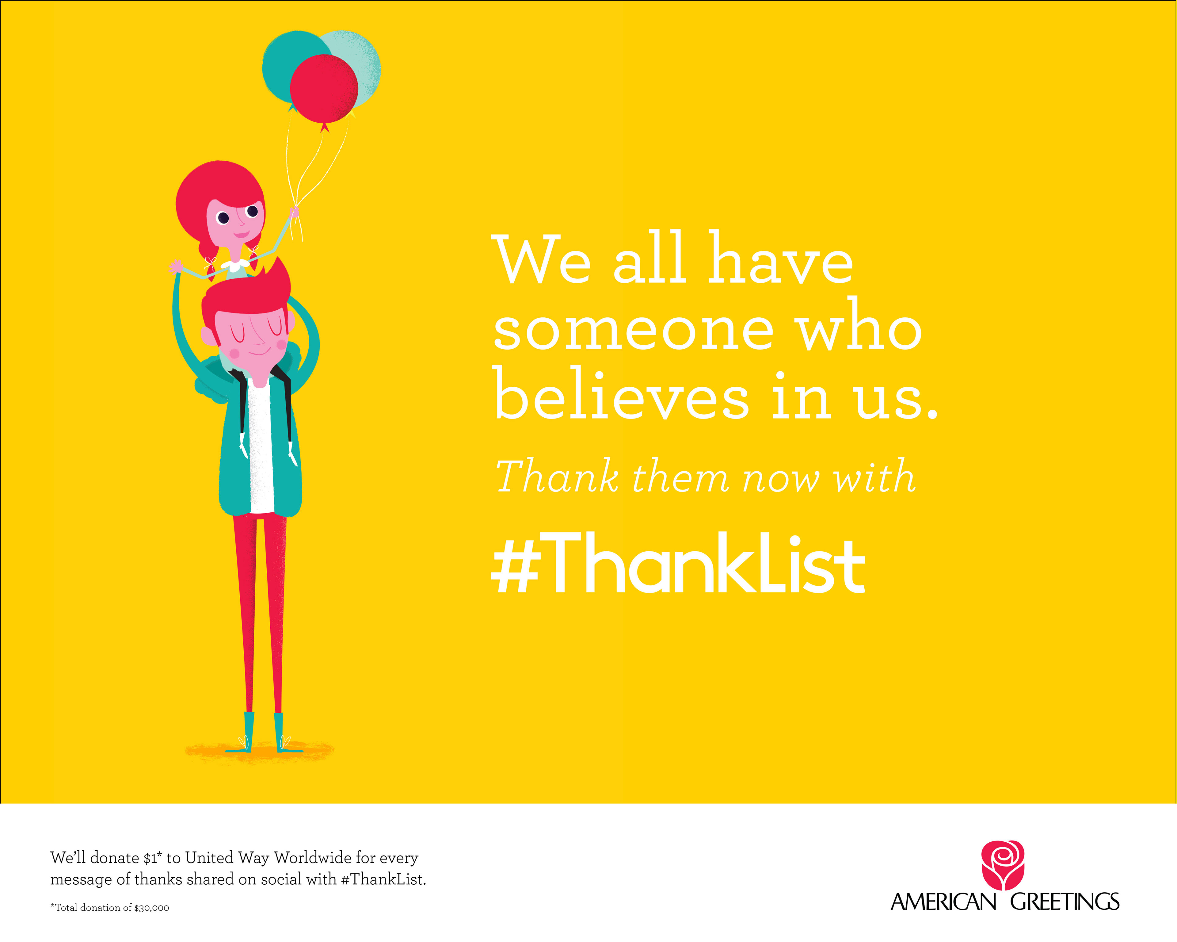 Candice latham american greetings thanklist banner kristyandbryce Images