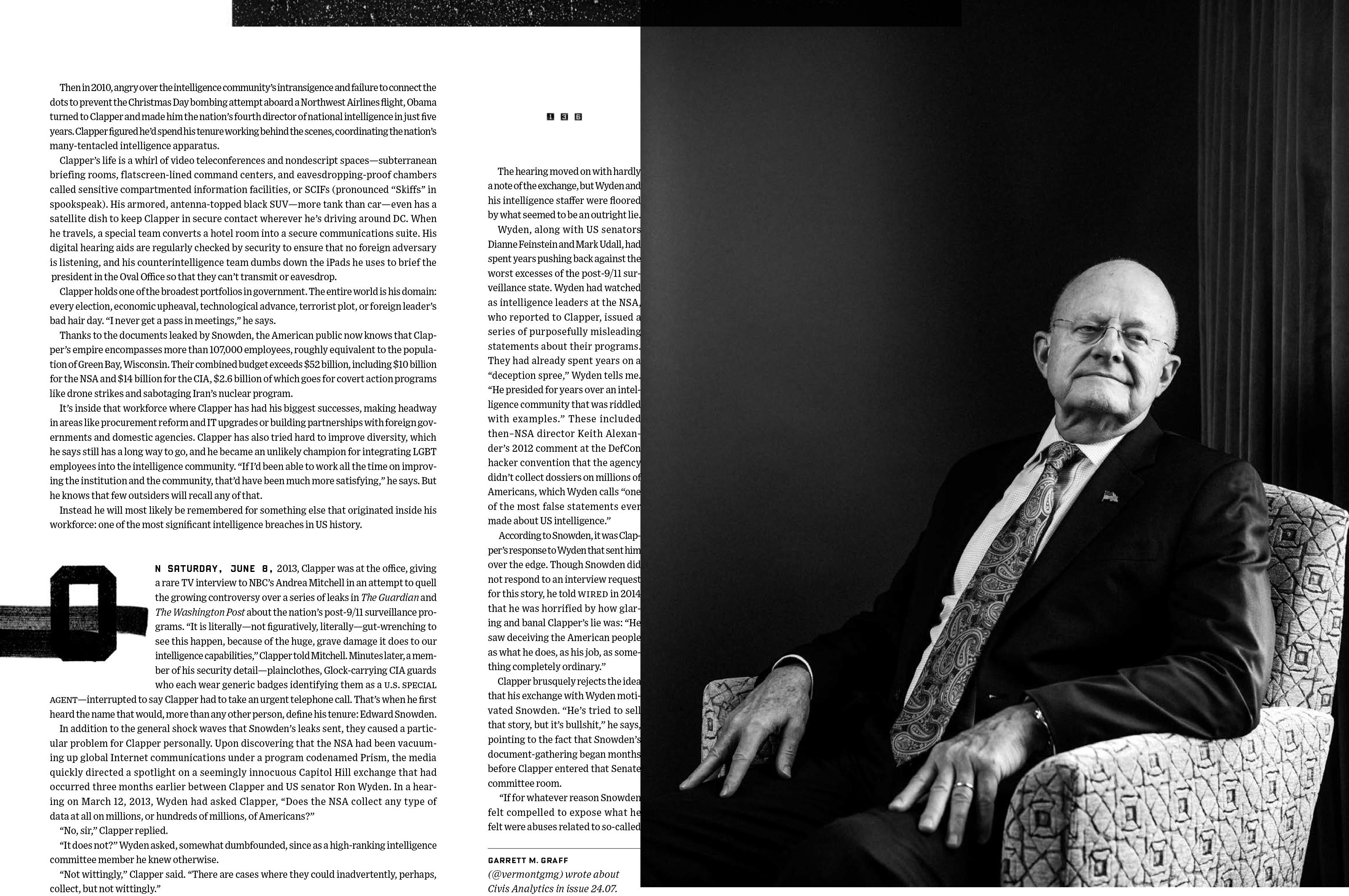 WIRED Magazine on Behance