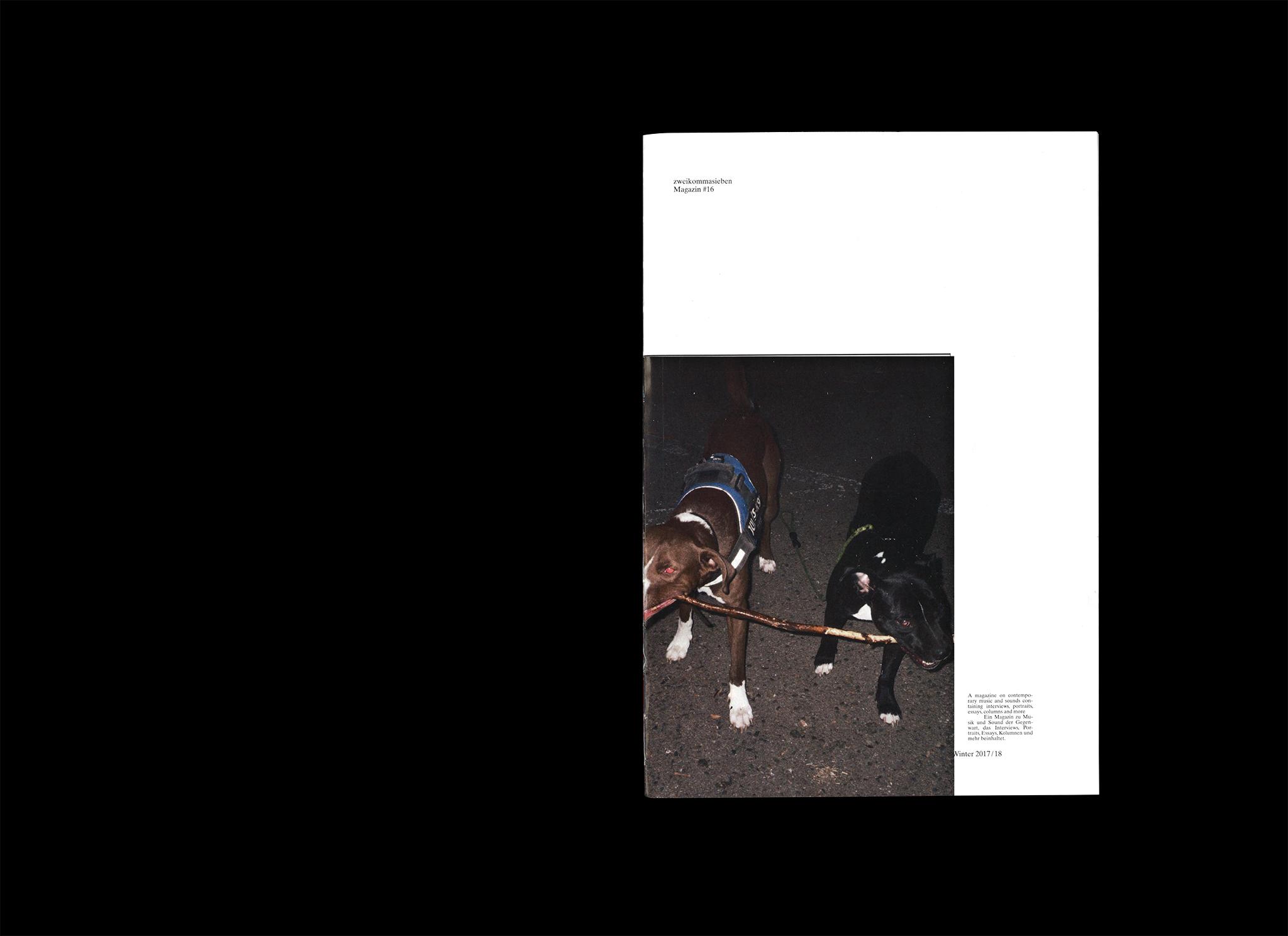 zweikommasieben Magazin #16
