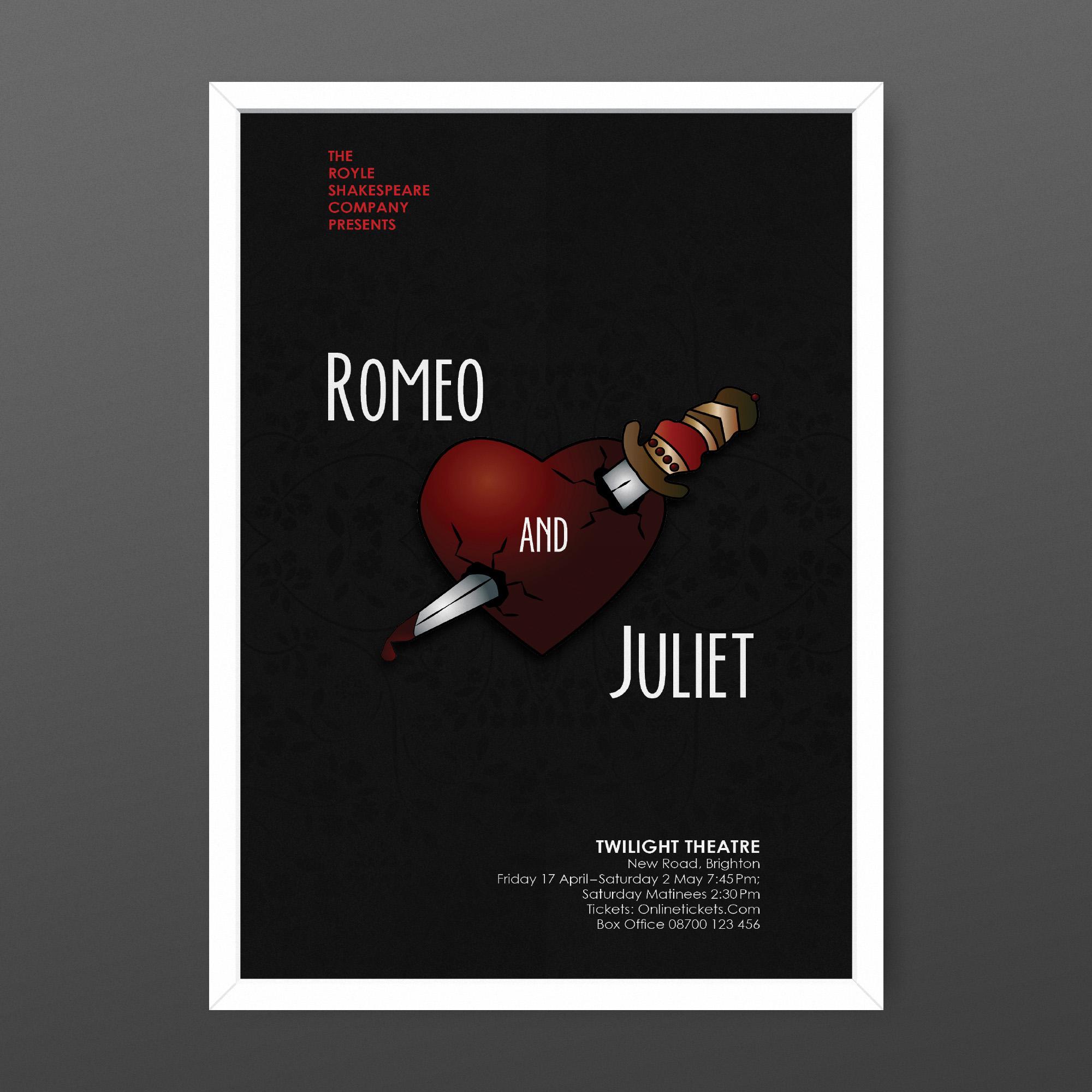 Final Poster Design In Frame