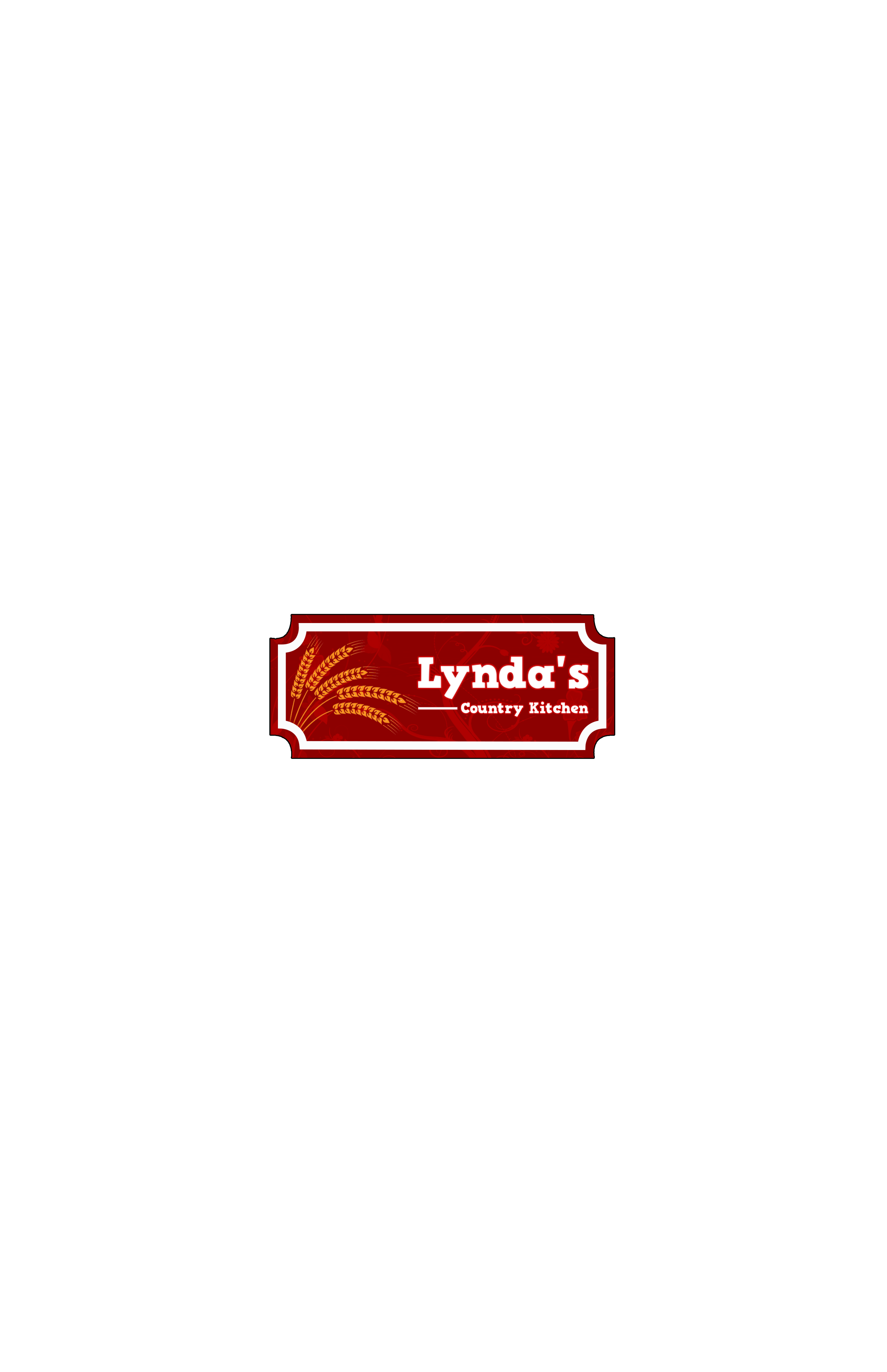 Country Kitchen Logo Lynda's Country Kitchen Logo And Identity On Behance