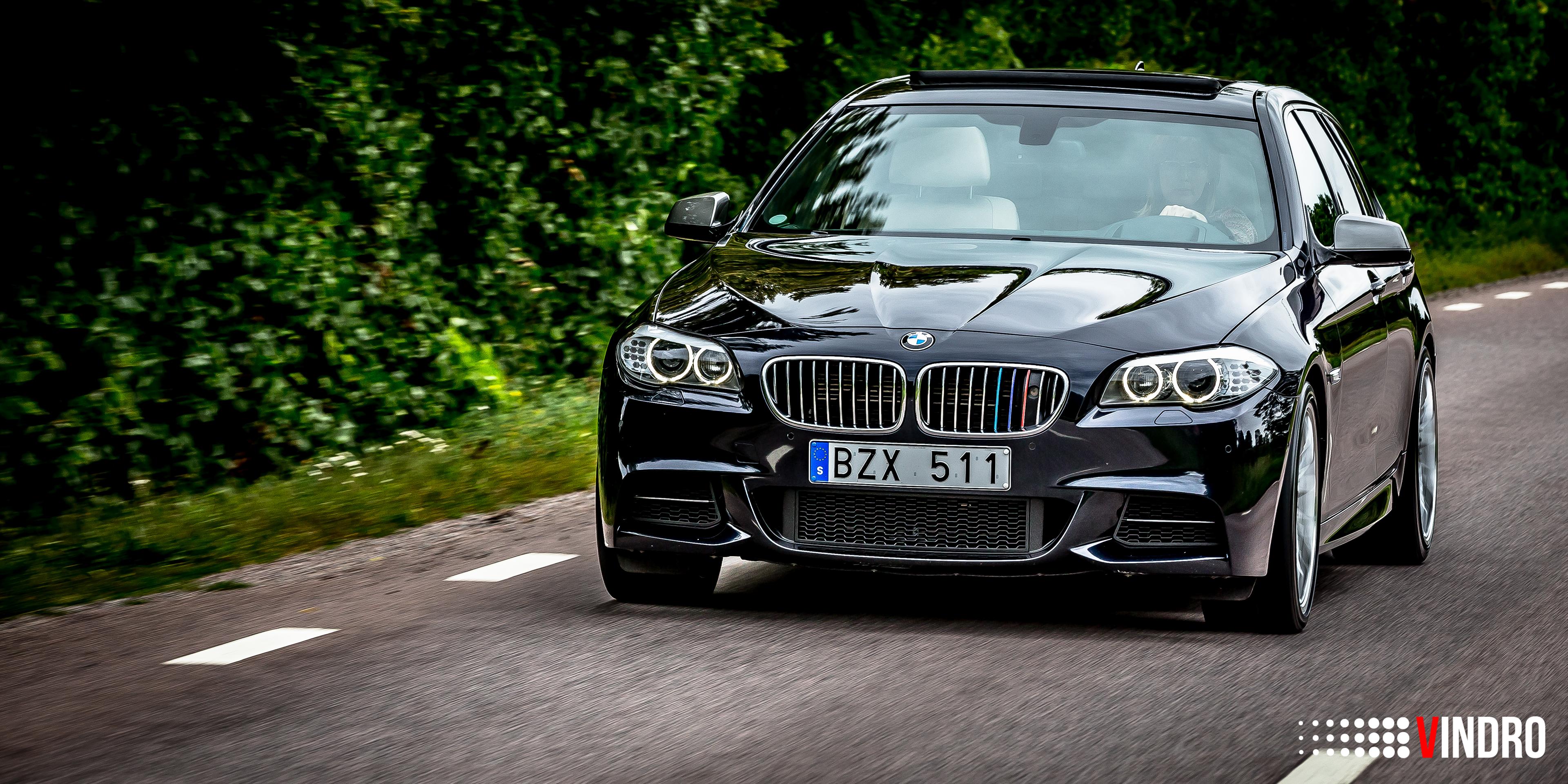 BMW REKLAM - ETT RULLANDE ÅK
