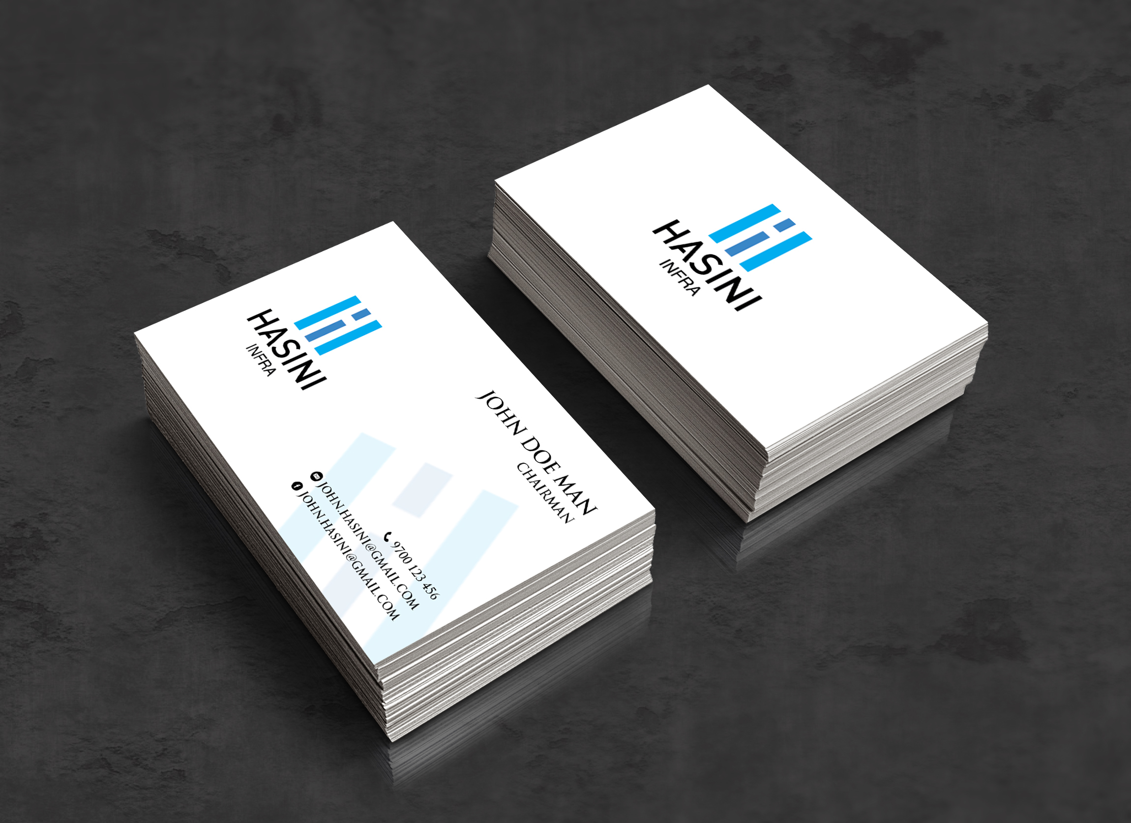 Hasini Infra | Branding on Behance