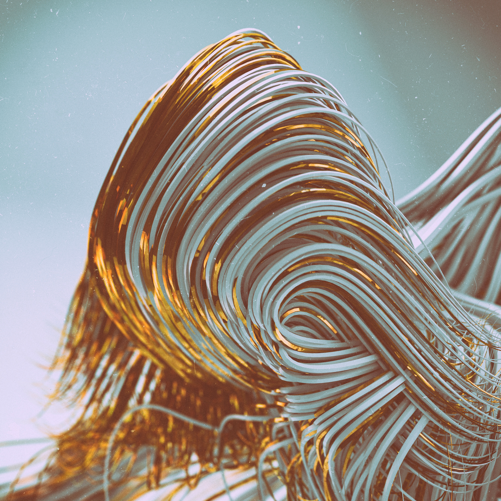 Daily Renders On Behance - 3d rendered experimental artworks