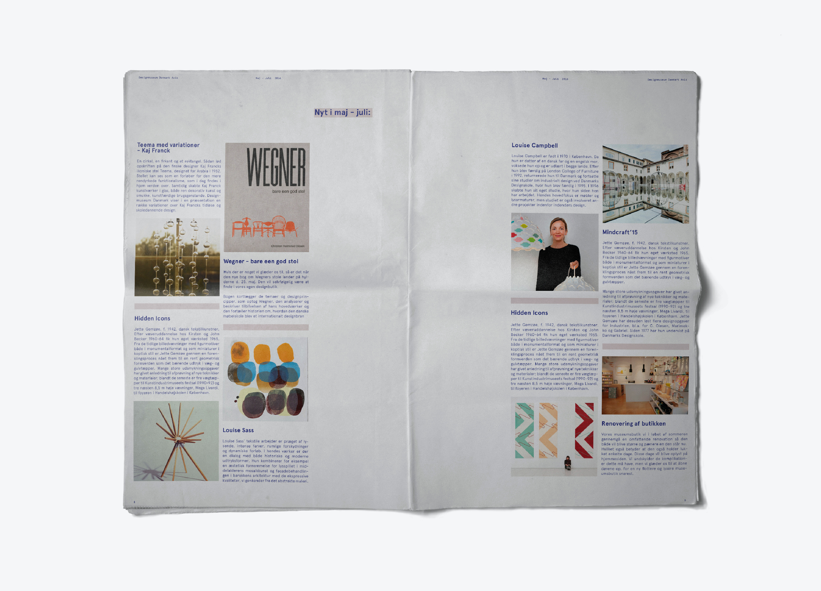 Designmuseum Danmark on Behance