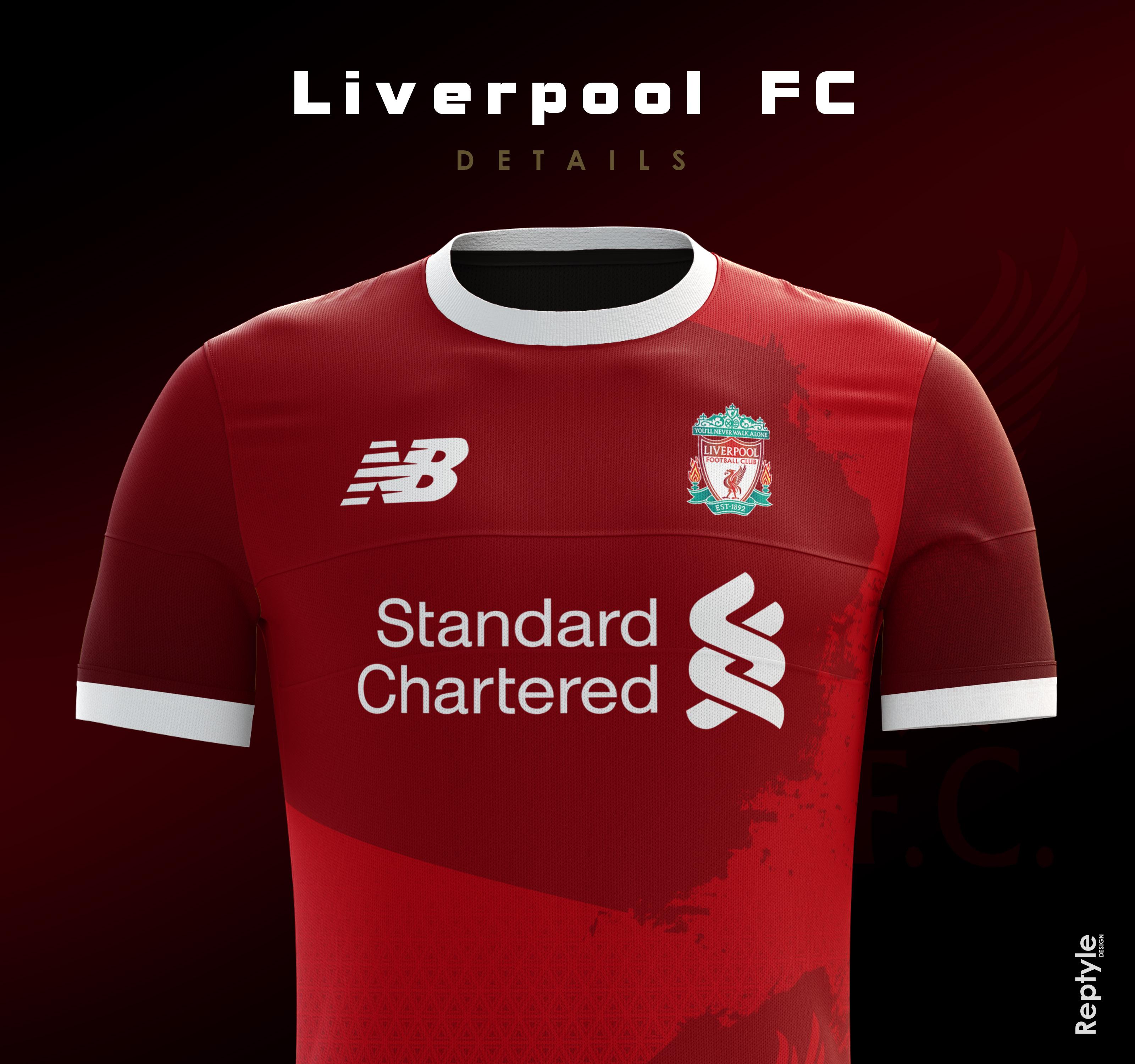 huge selection of 0f6cc c870a Liverpool Soccer Club T Shirts | Azərbaycan Dillər Universiteti