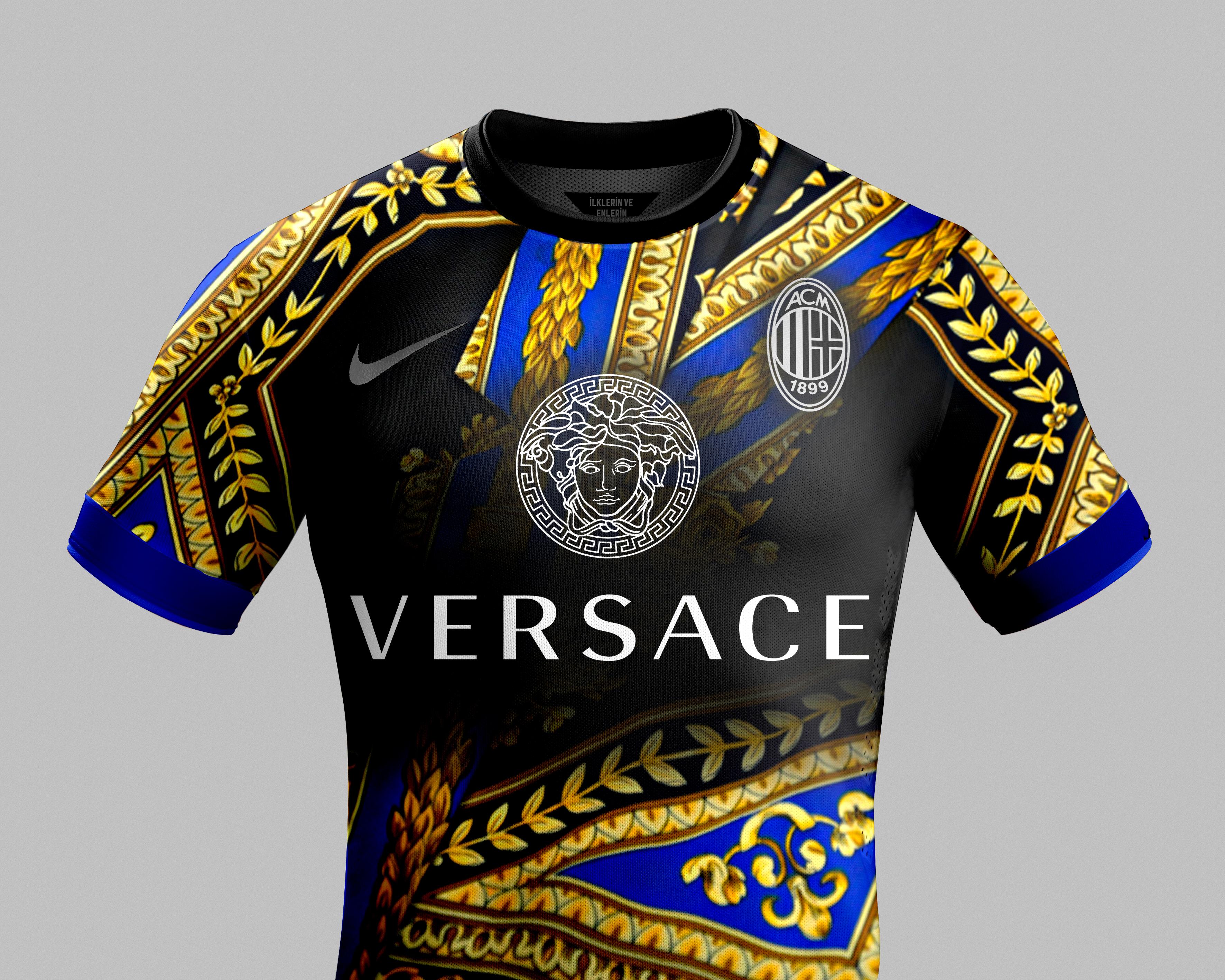 Luxury Brand Football Kits on Behance a8b35907a