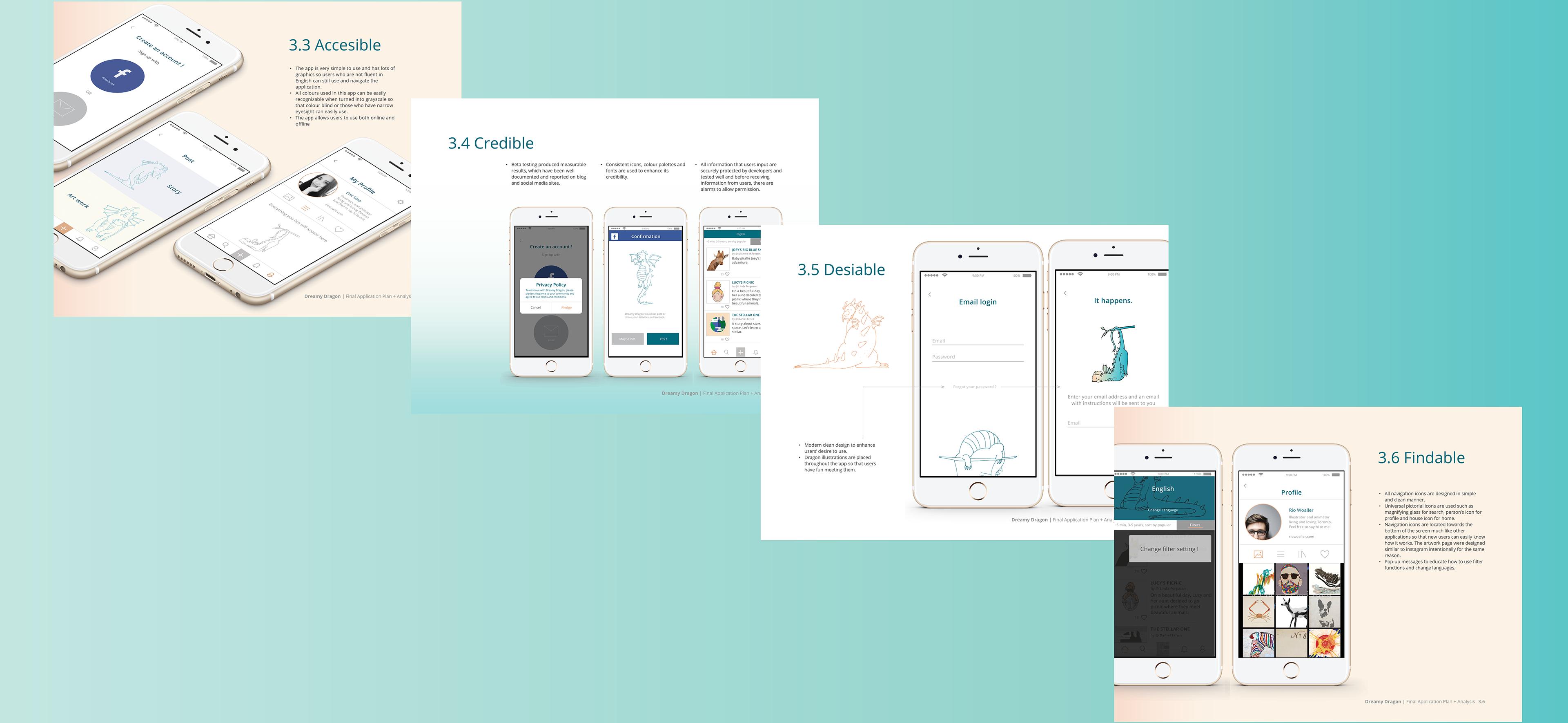 Dreamy Dragon | Mobile App on Behance
