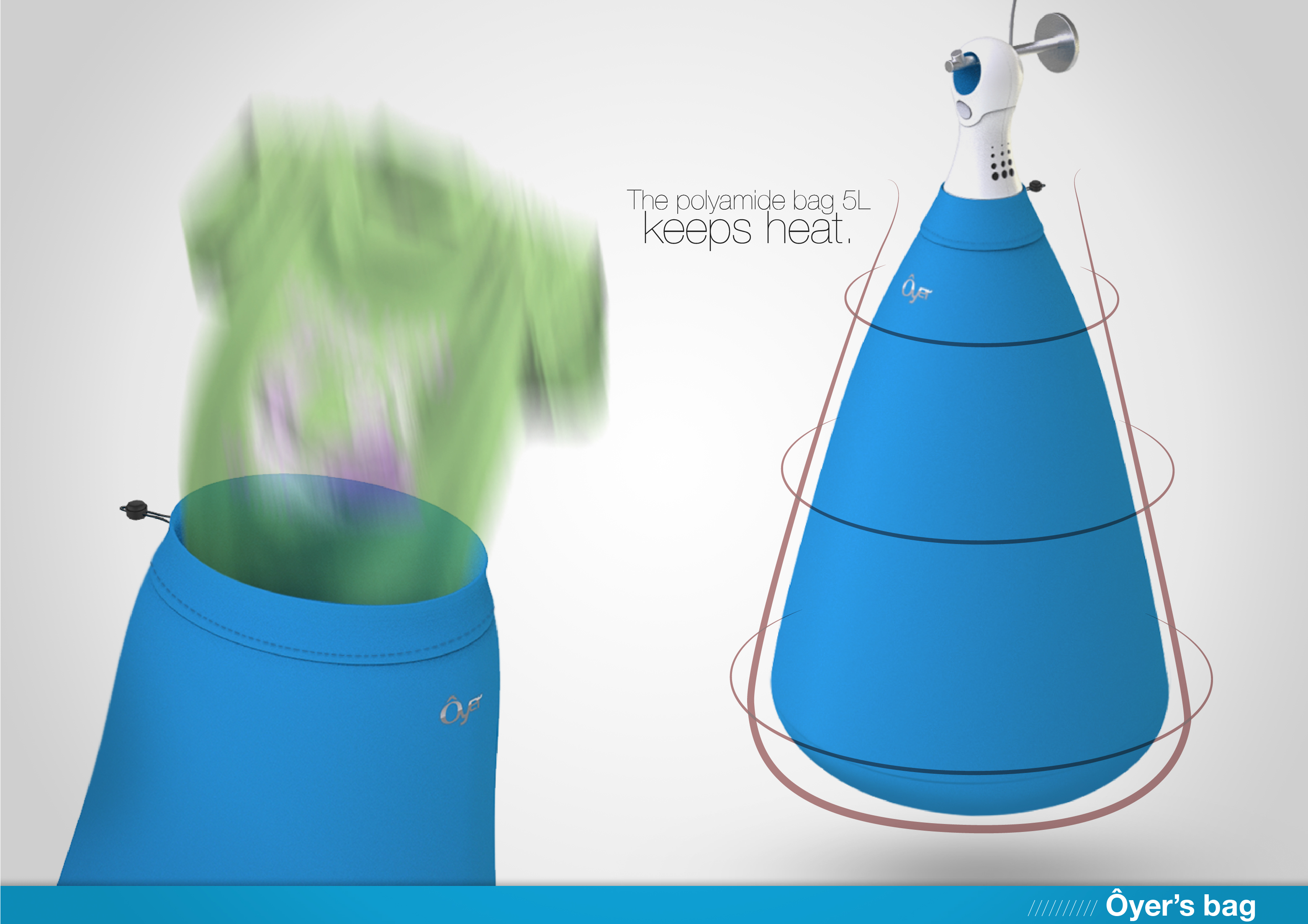 Ôyer   Portable Clothes Dryer In 2011 On Behance