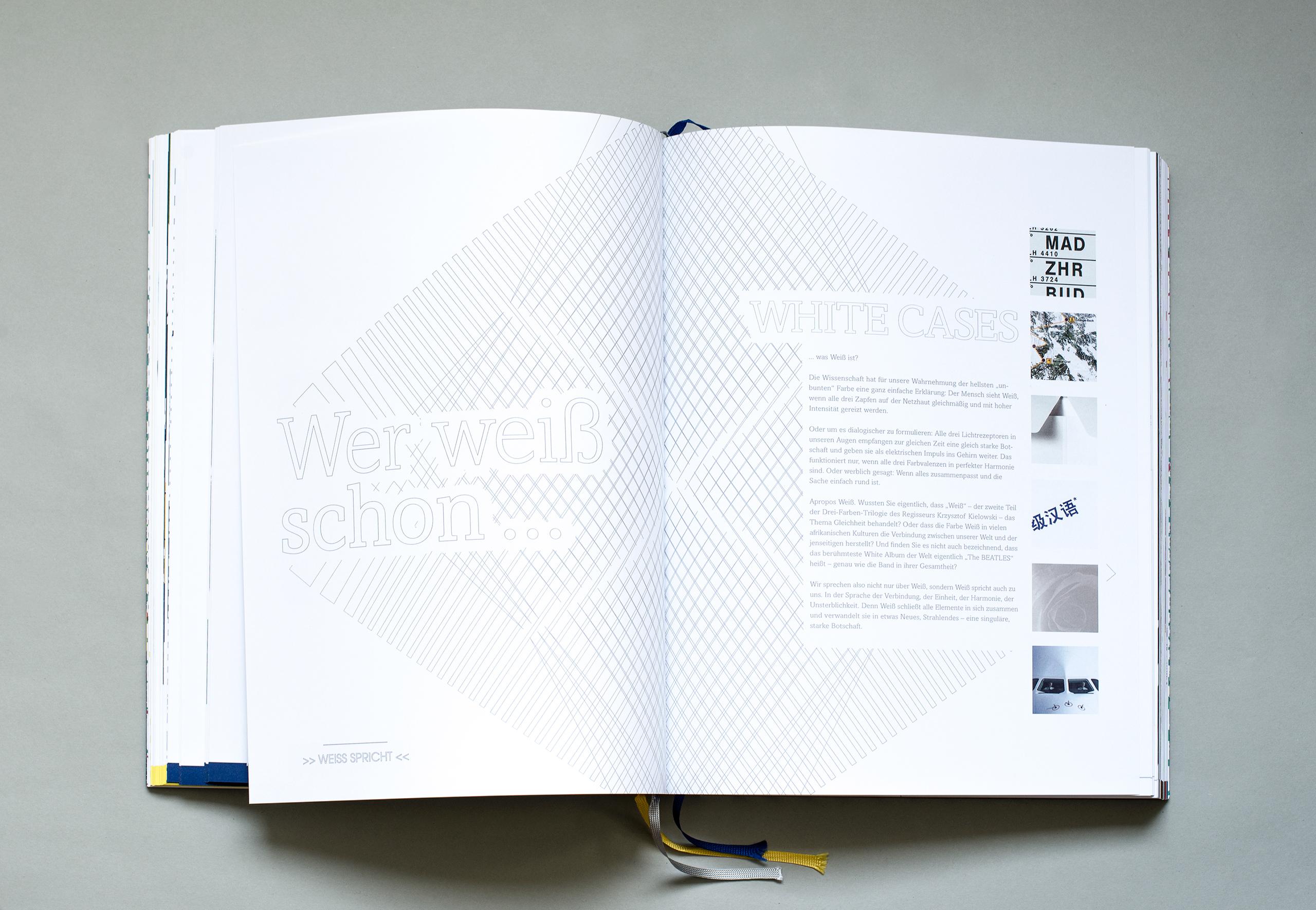 LUFTHANSA & WUNDERMAN Coffeetable Book on Behance