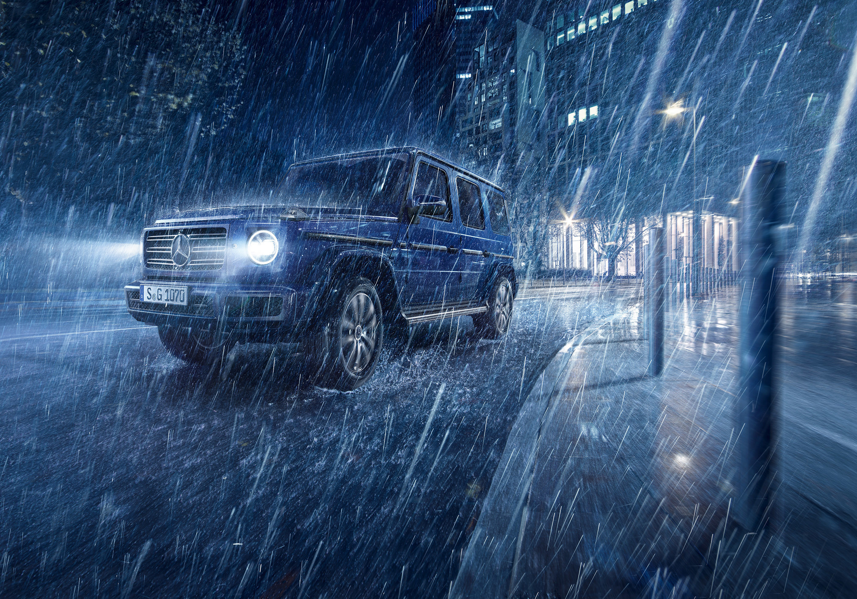 Digital Photography: 2019 Mercedes G-Class by Markus Wendler
