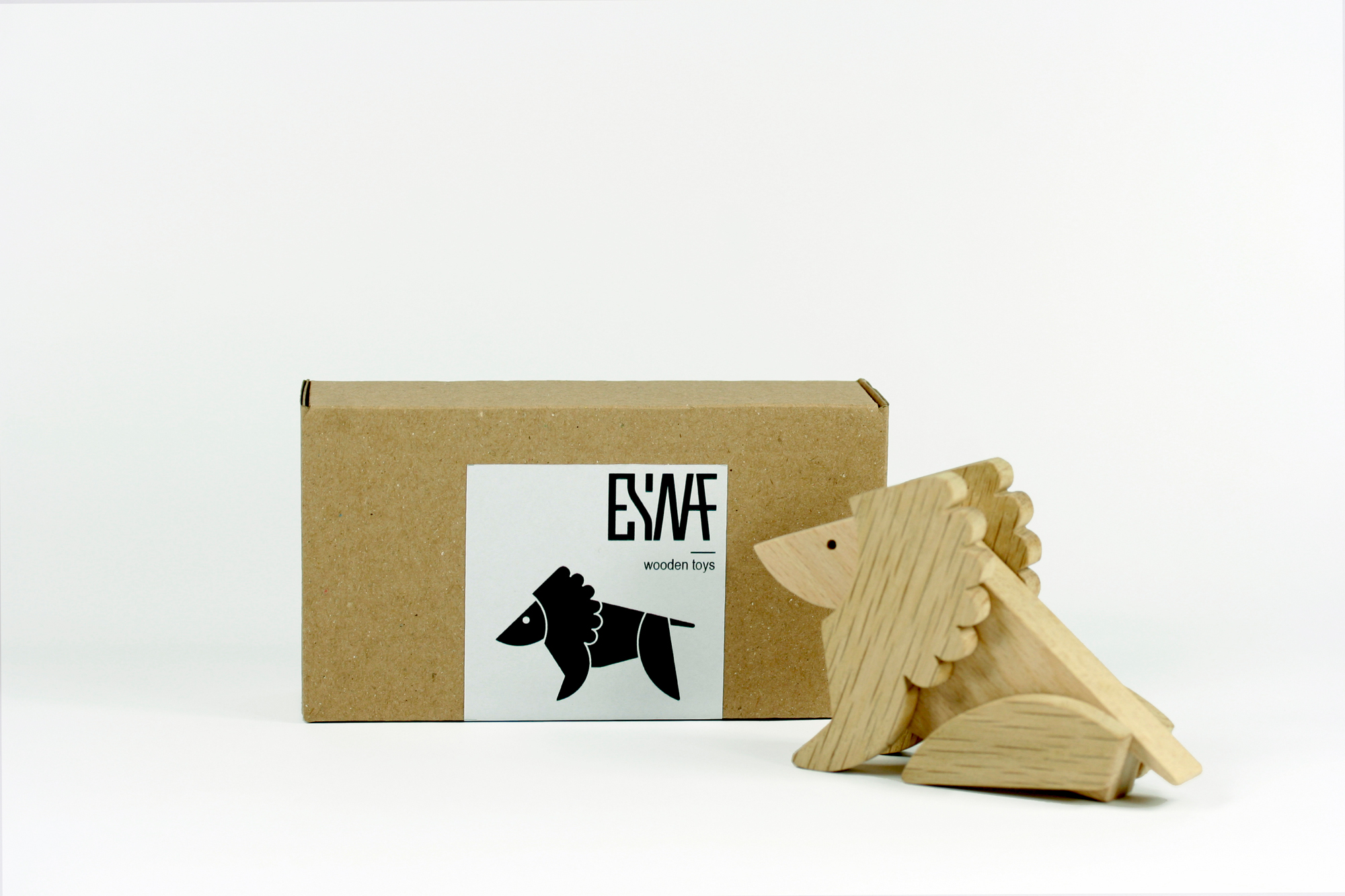 ESNAF wooden toys on Behance