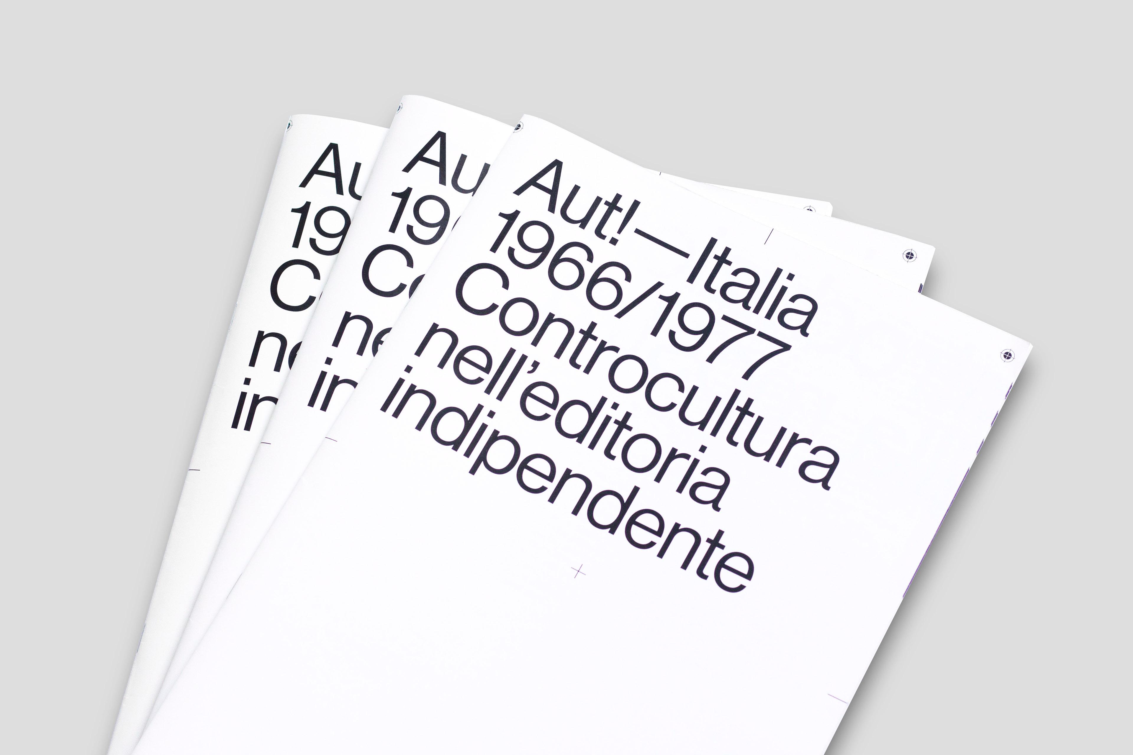 Aut! — Italia 1966 1977 on Behance ae8f87f0447