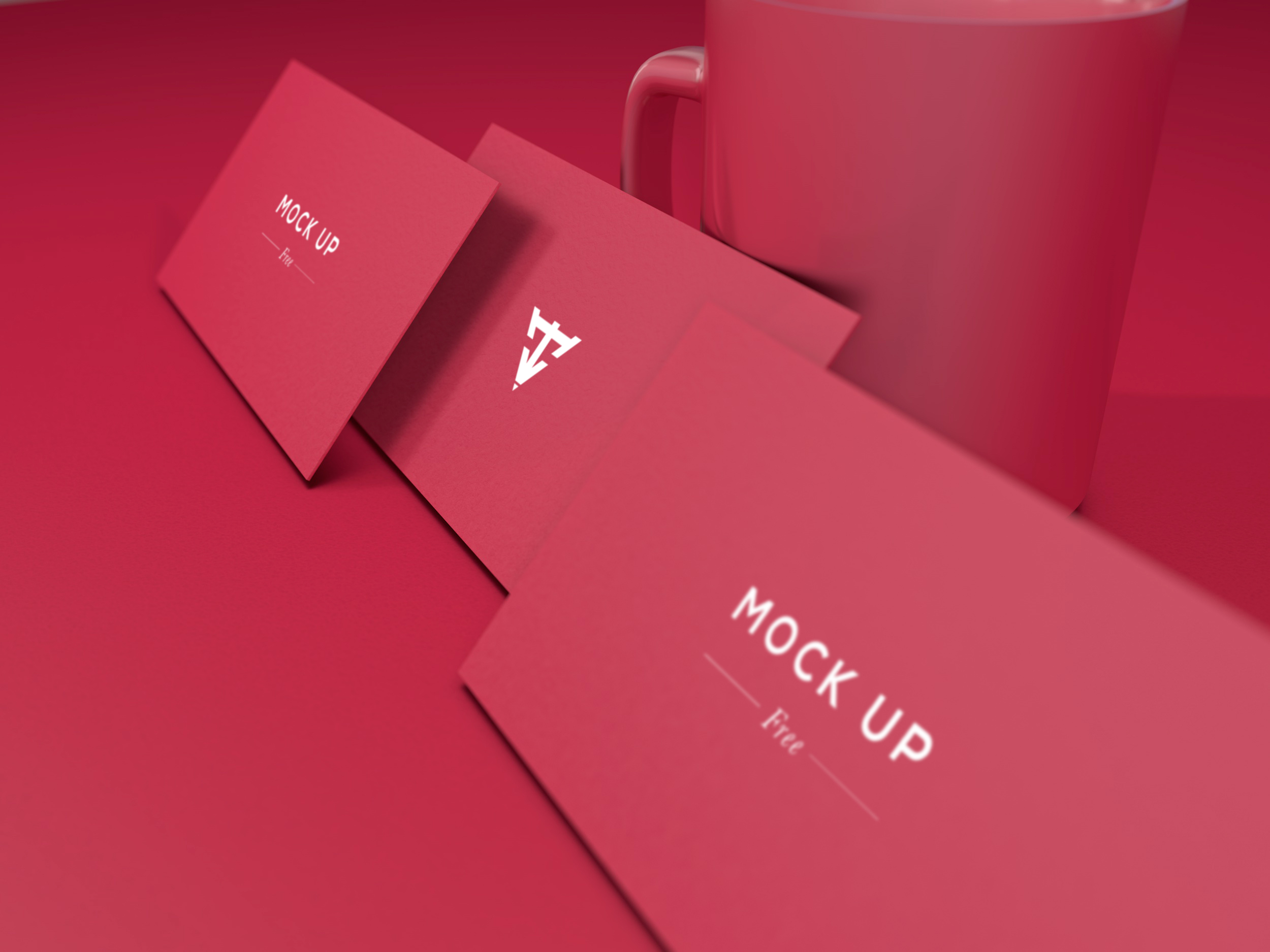 6 business cards mock up free psd on behance magicingreecefo Images