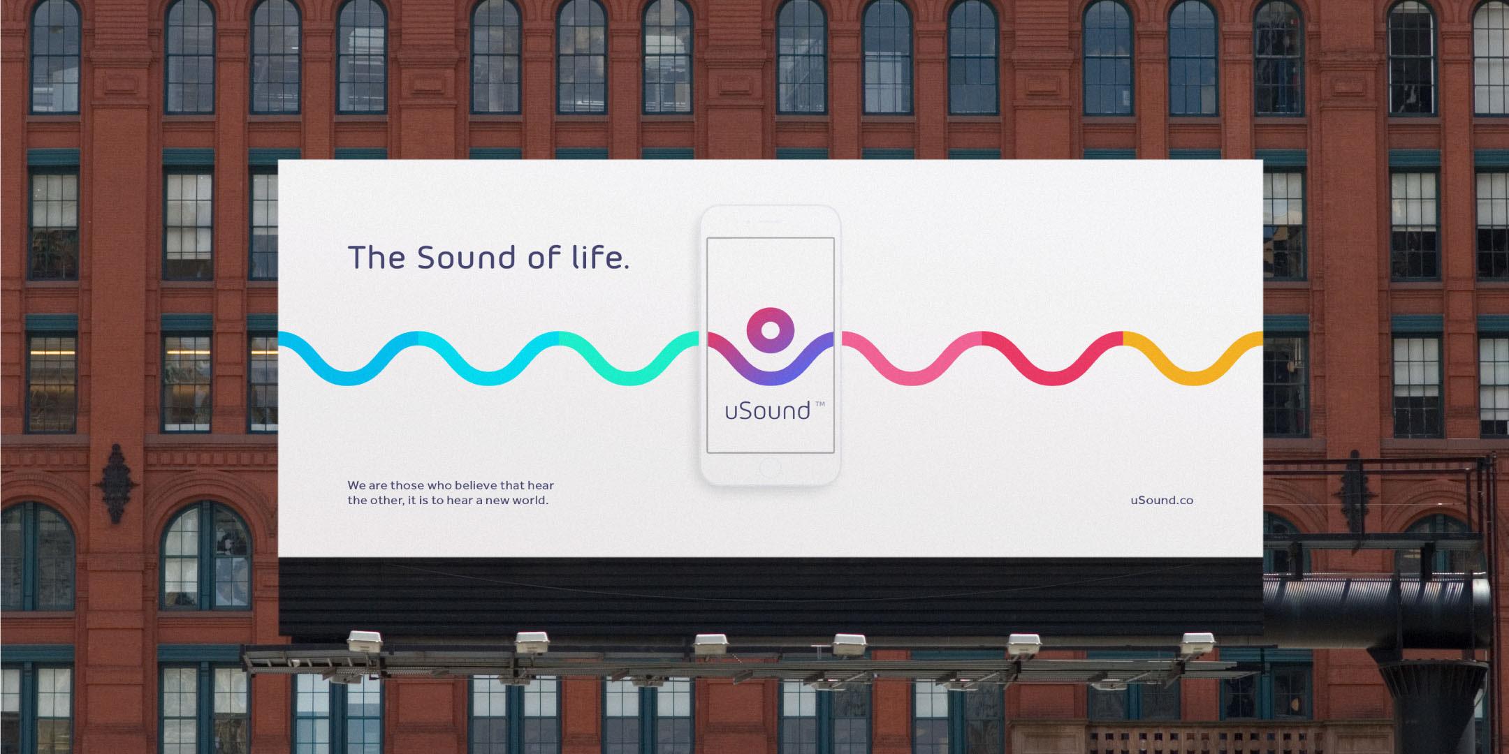 uSound - Branding