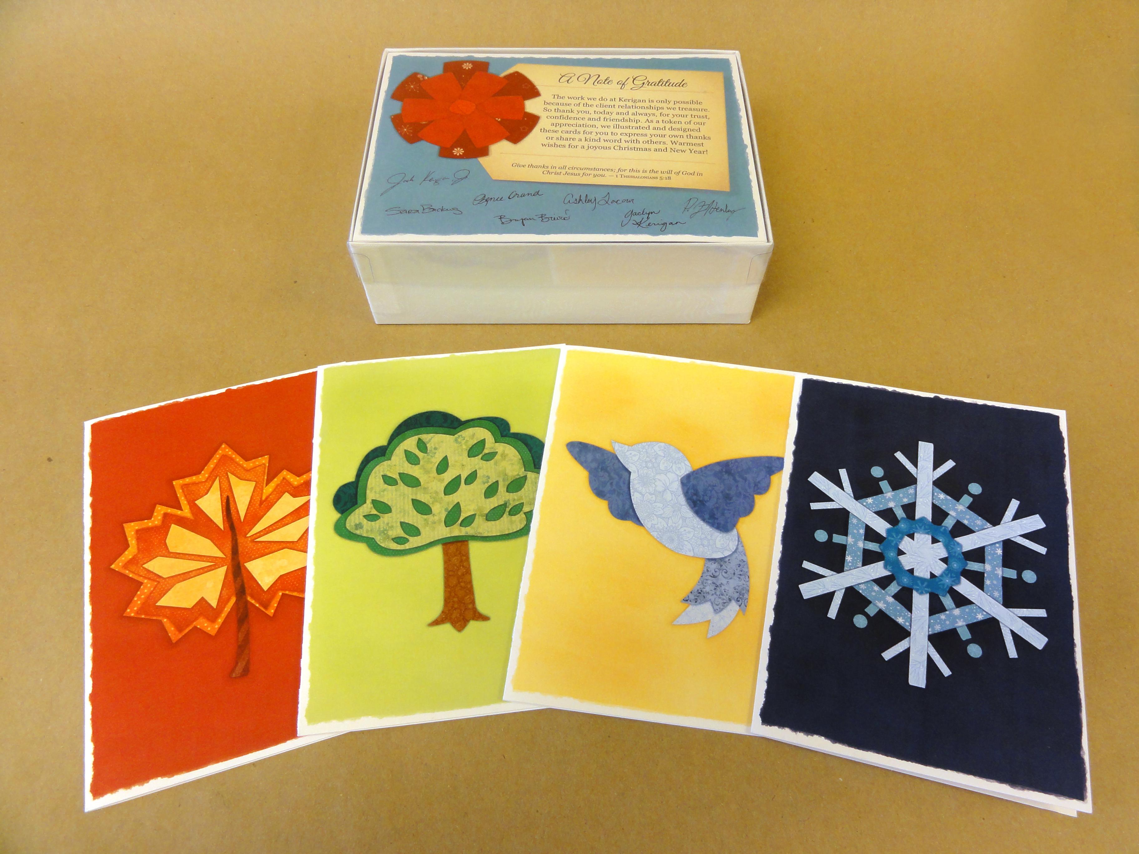 Ashley Lacour Seasonal Greeting Cards