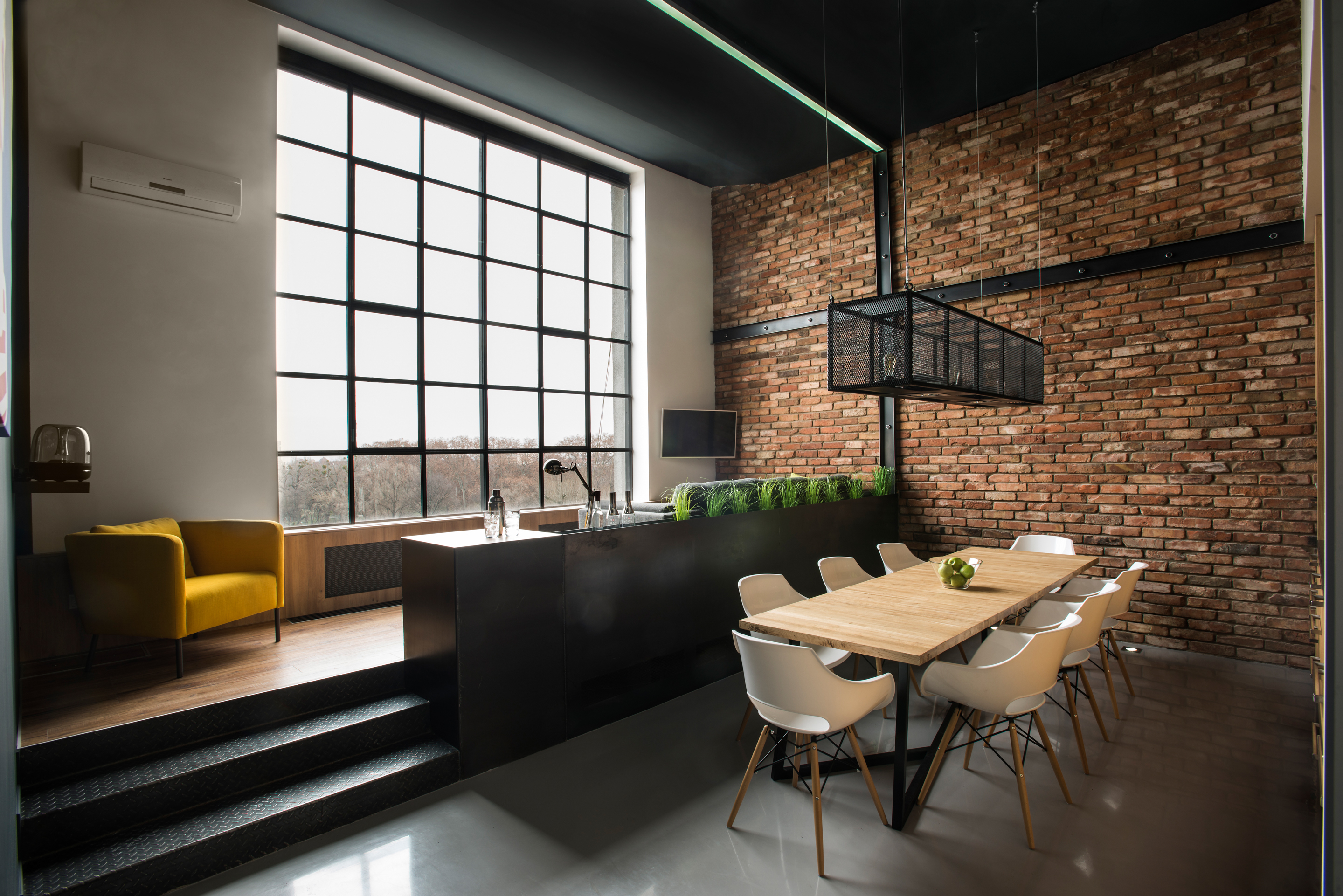 STUDIO LOFT   Interior Design / 2016