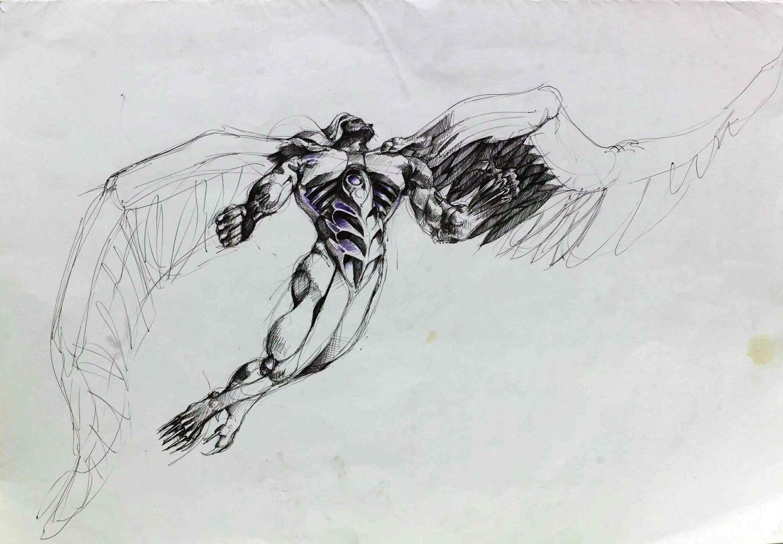 Yunus Ateş çizimler