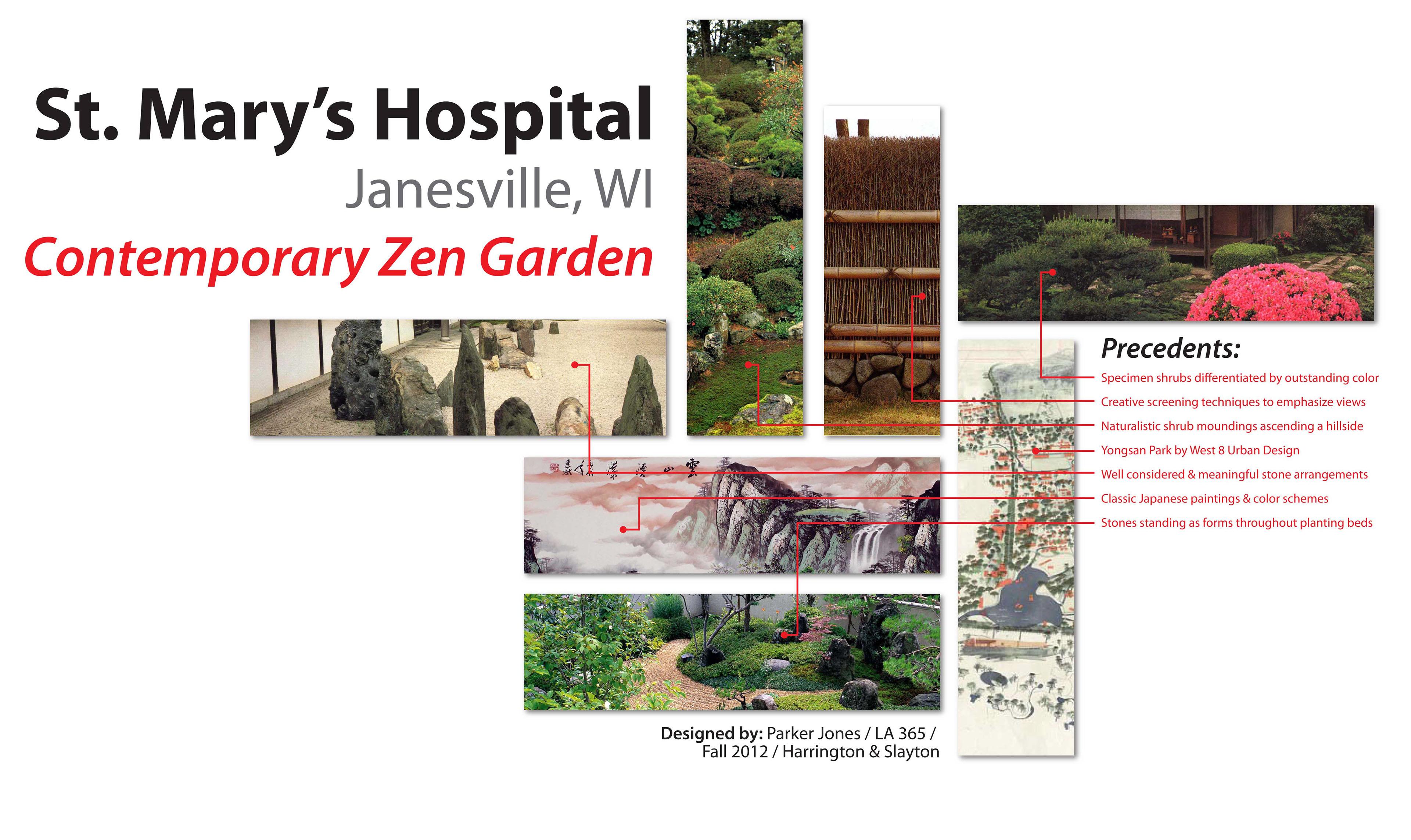 Parker Jones Portfolio - Japanese Garden Design on fire pit project, vegetable garden project, urban garden project, rock garden project, peace project, japanese garden project,