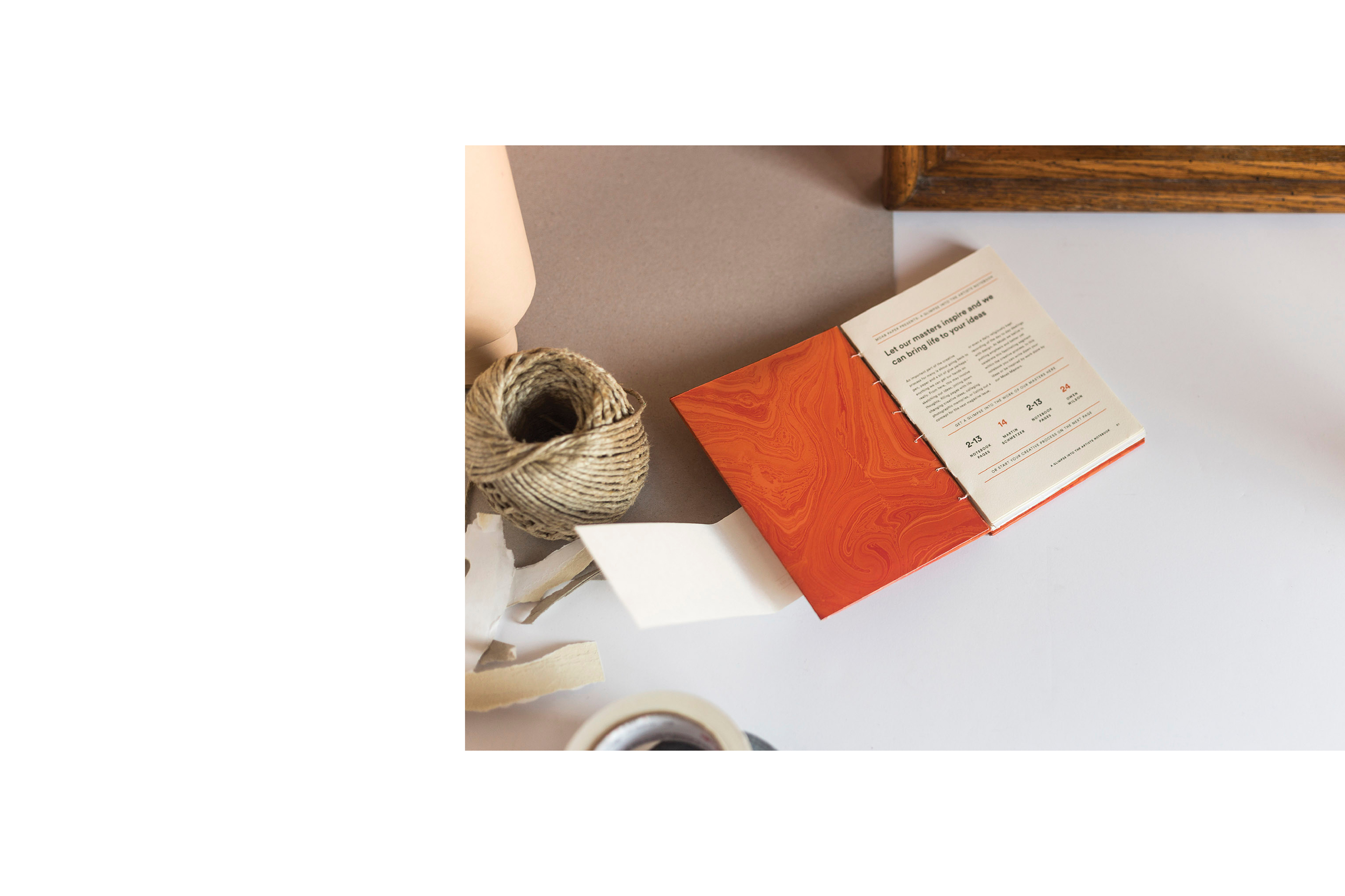 moab paper Moab entrada rag bright is a 190gsm weight paper paper made of 100% cotton fiber entrada rag 190 is a double-sided paper with a bright white surface, giving users more printable surface for their money.