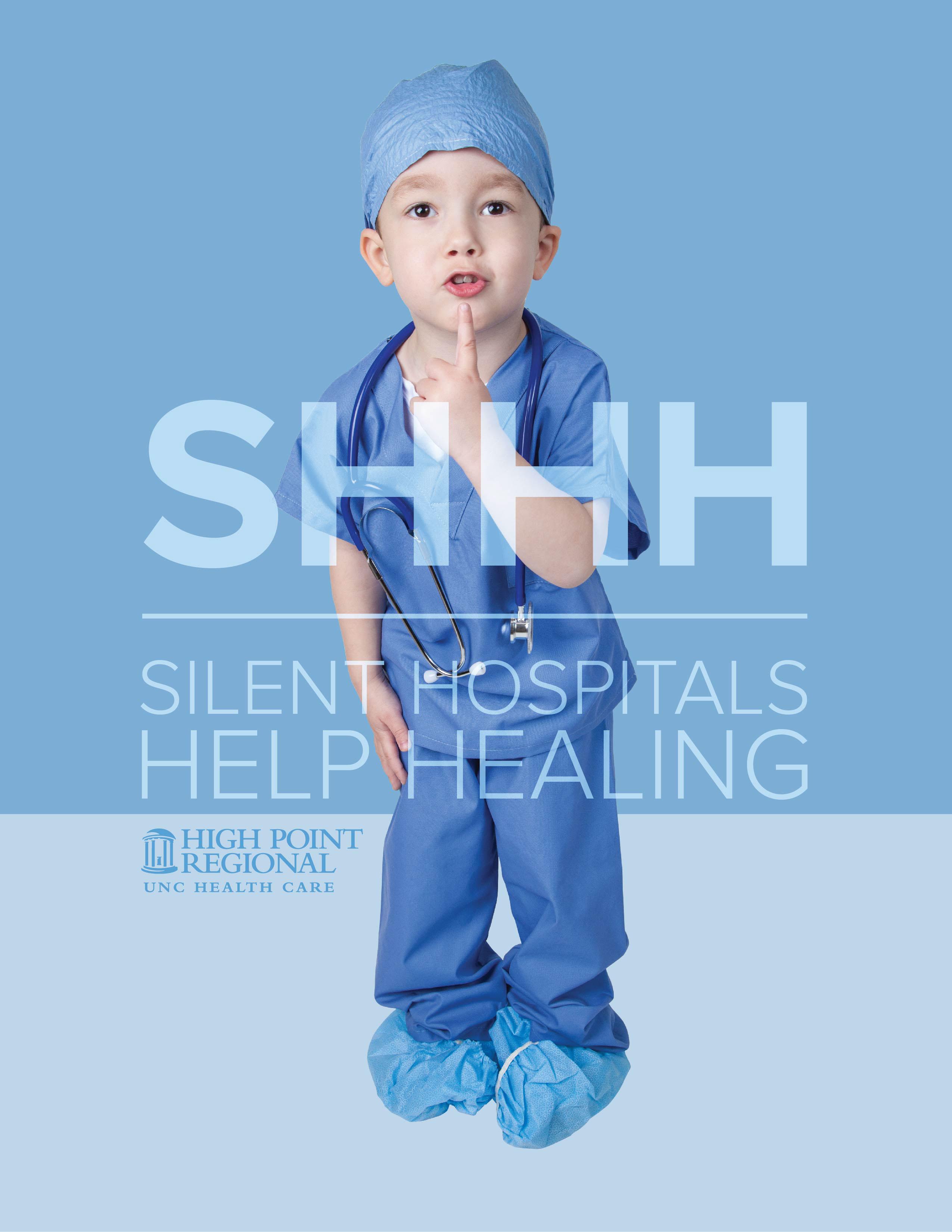 Shhh Signs Hospitals