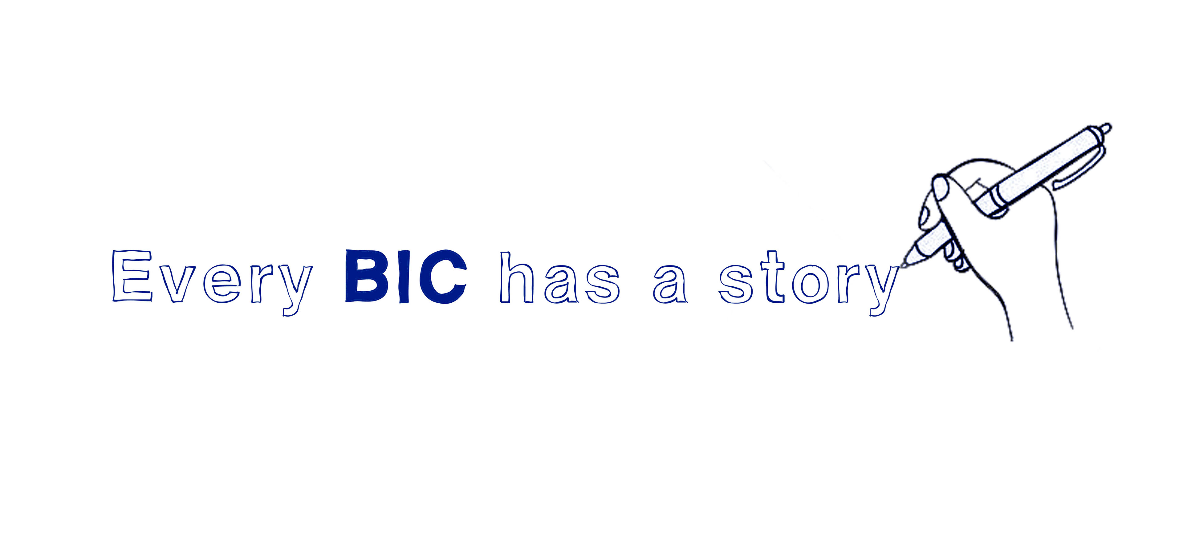 Bic Ad Concept Every Bic Has A Story On Behance