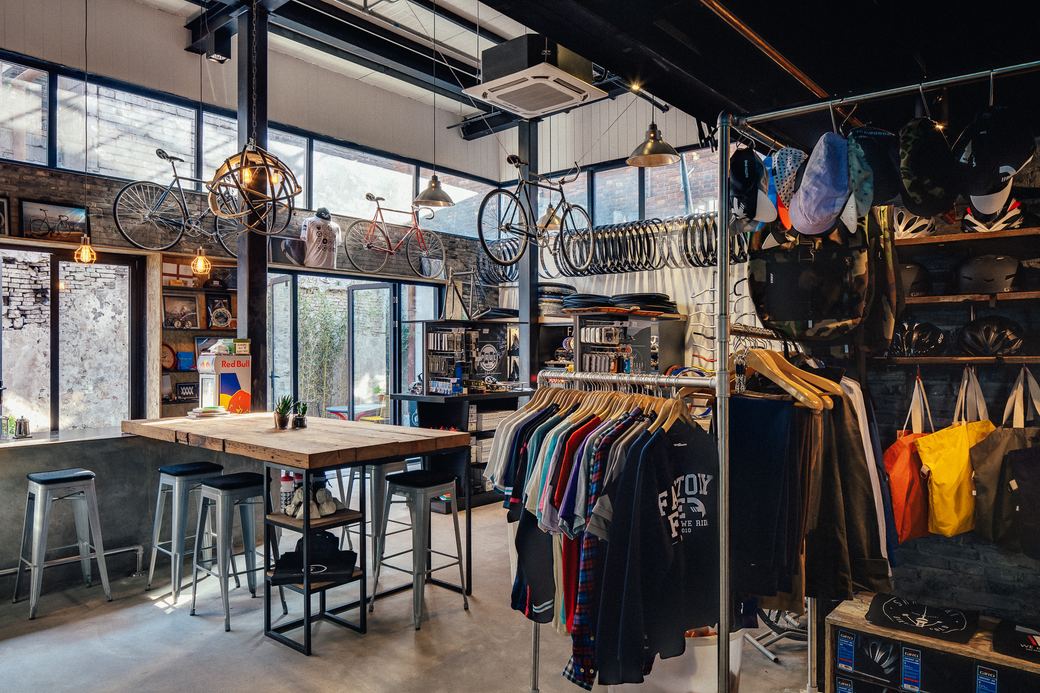 Linehouse Design Factory 5 Bike Shop On Behance
