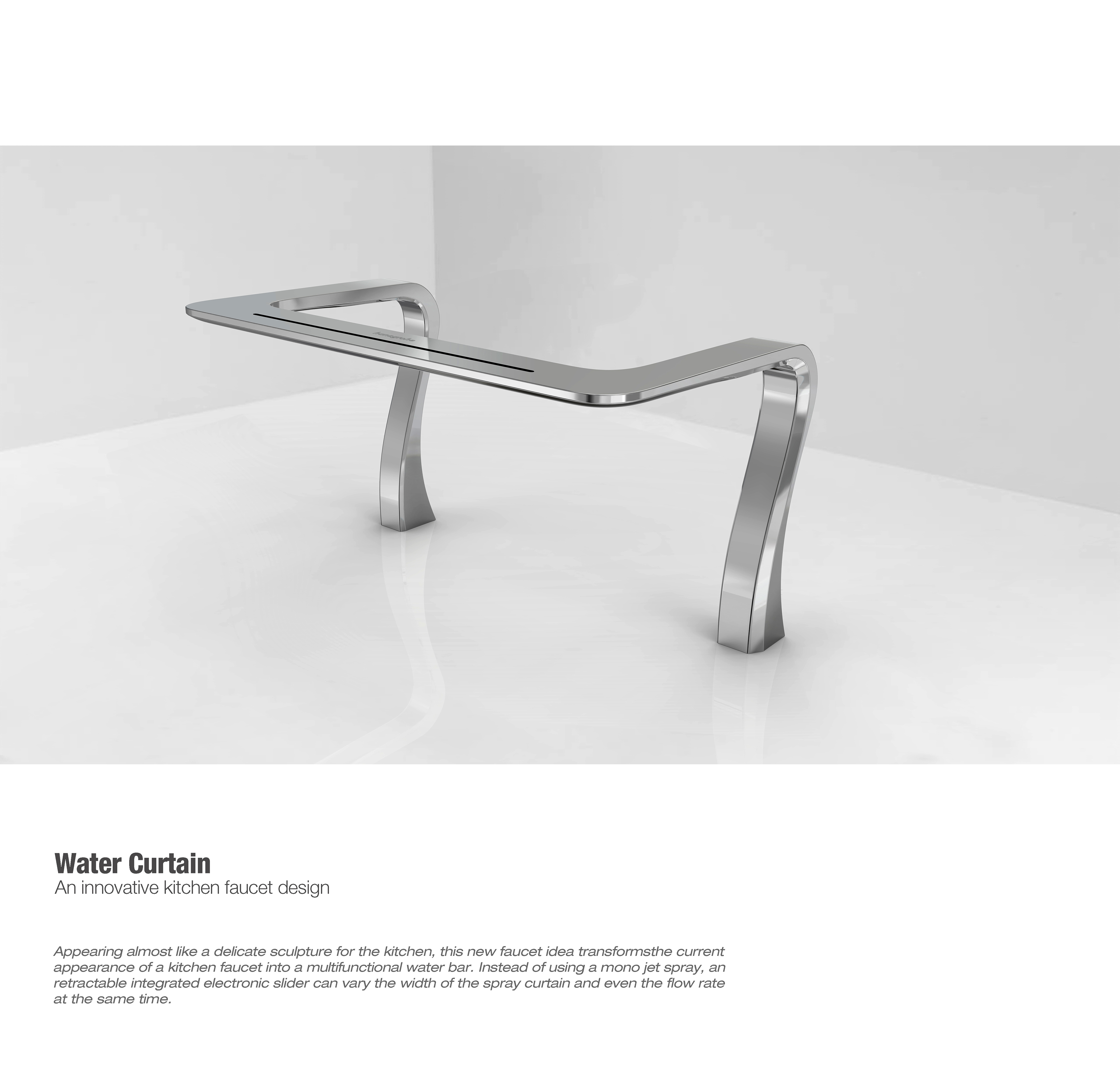 Water Curtain/faucet on Behance