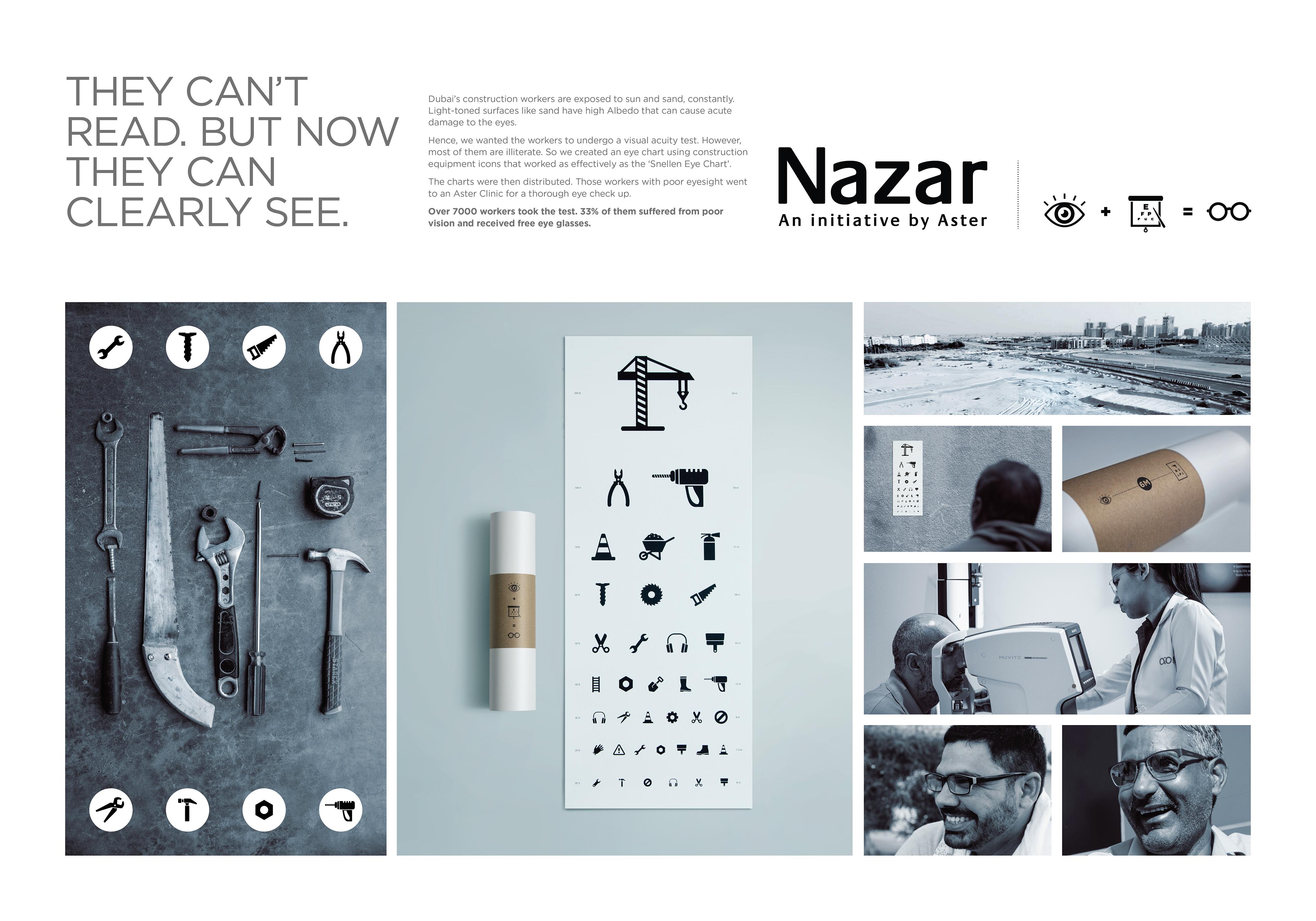 The nazar initiative on behance geenschuldenfo Choice Image