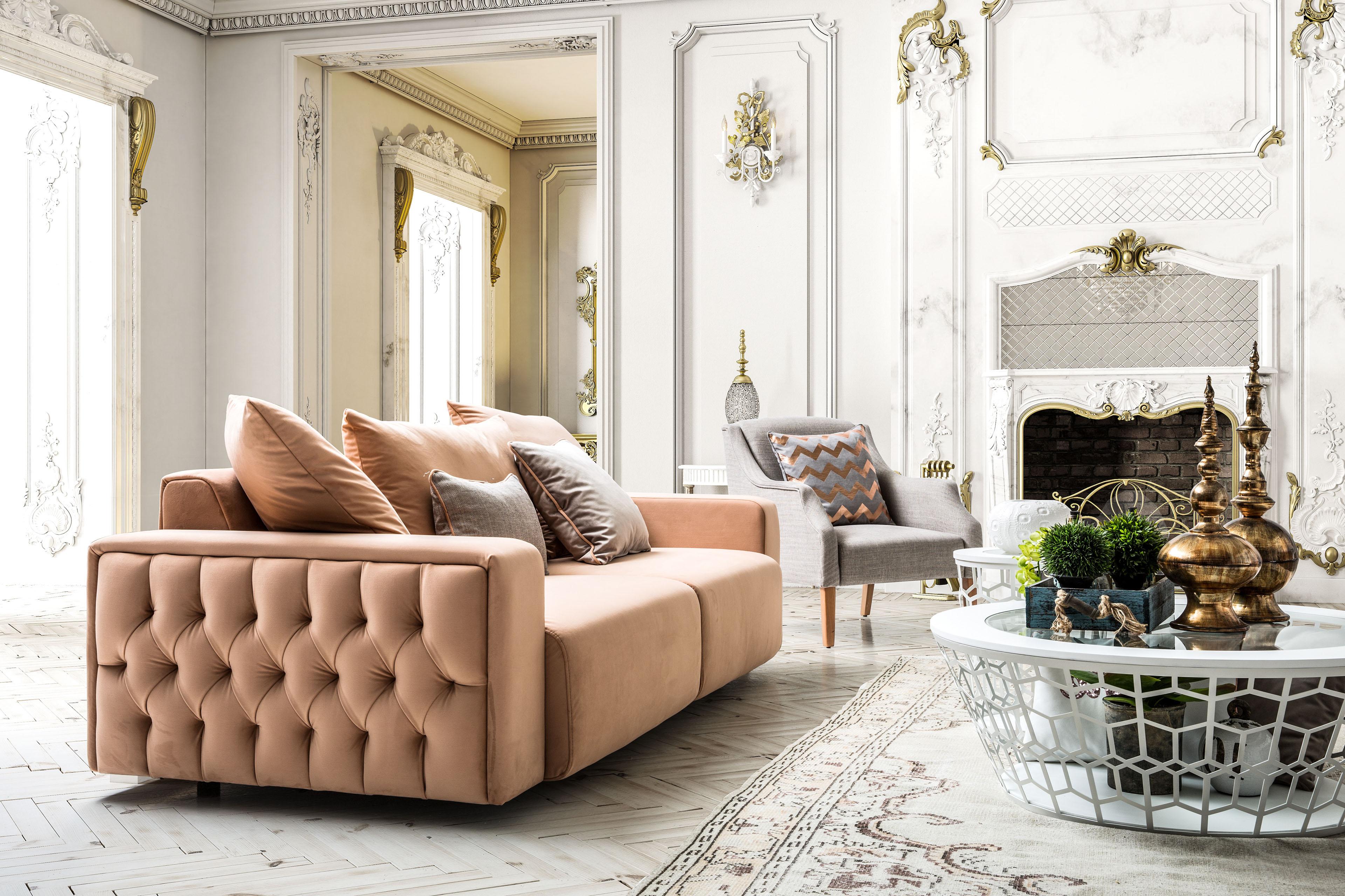 Infinity Sofa for Saloni Furniture on Behance