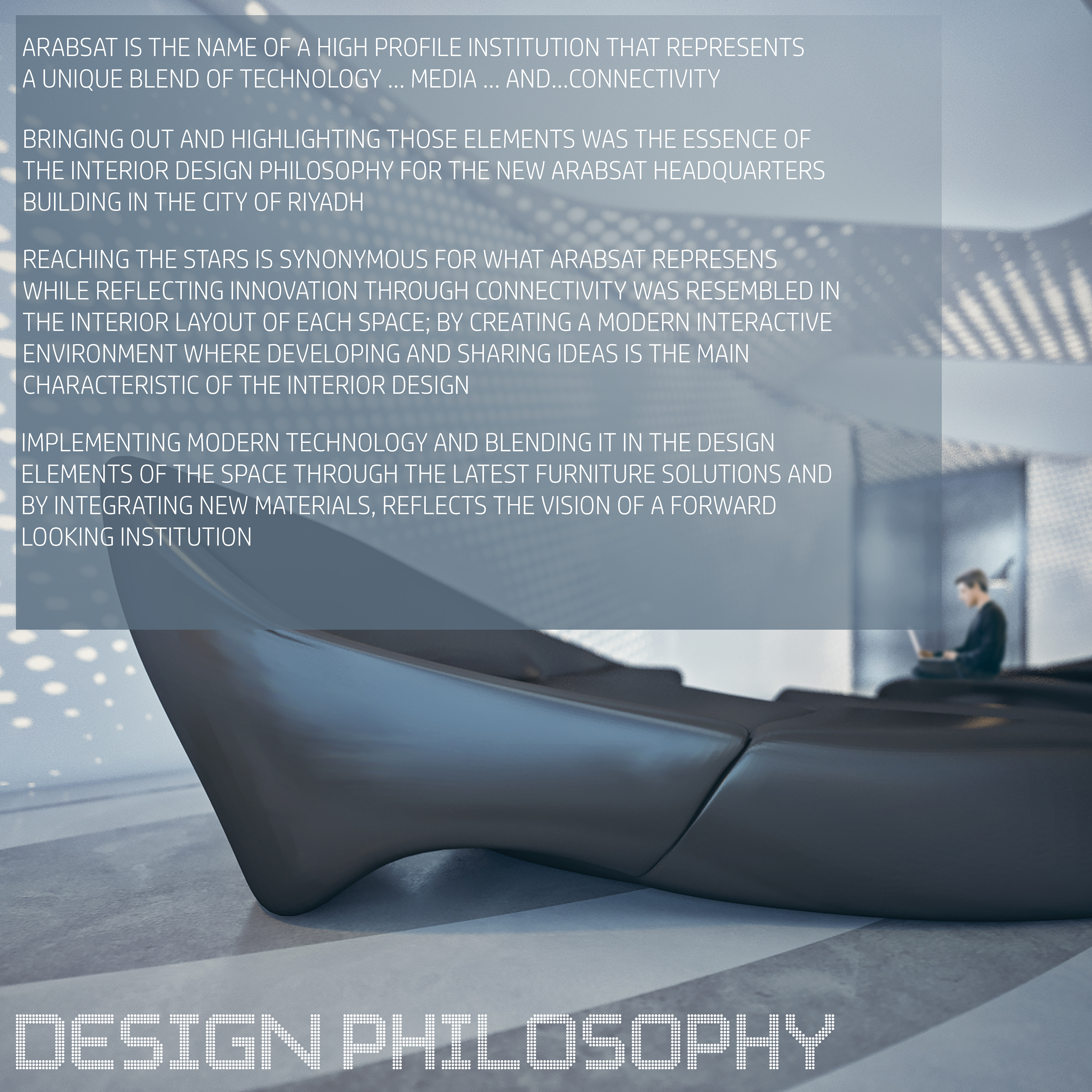 ARABSAT HEADQUARTERS Interior Design Competition On Behance