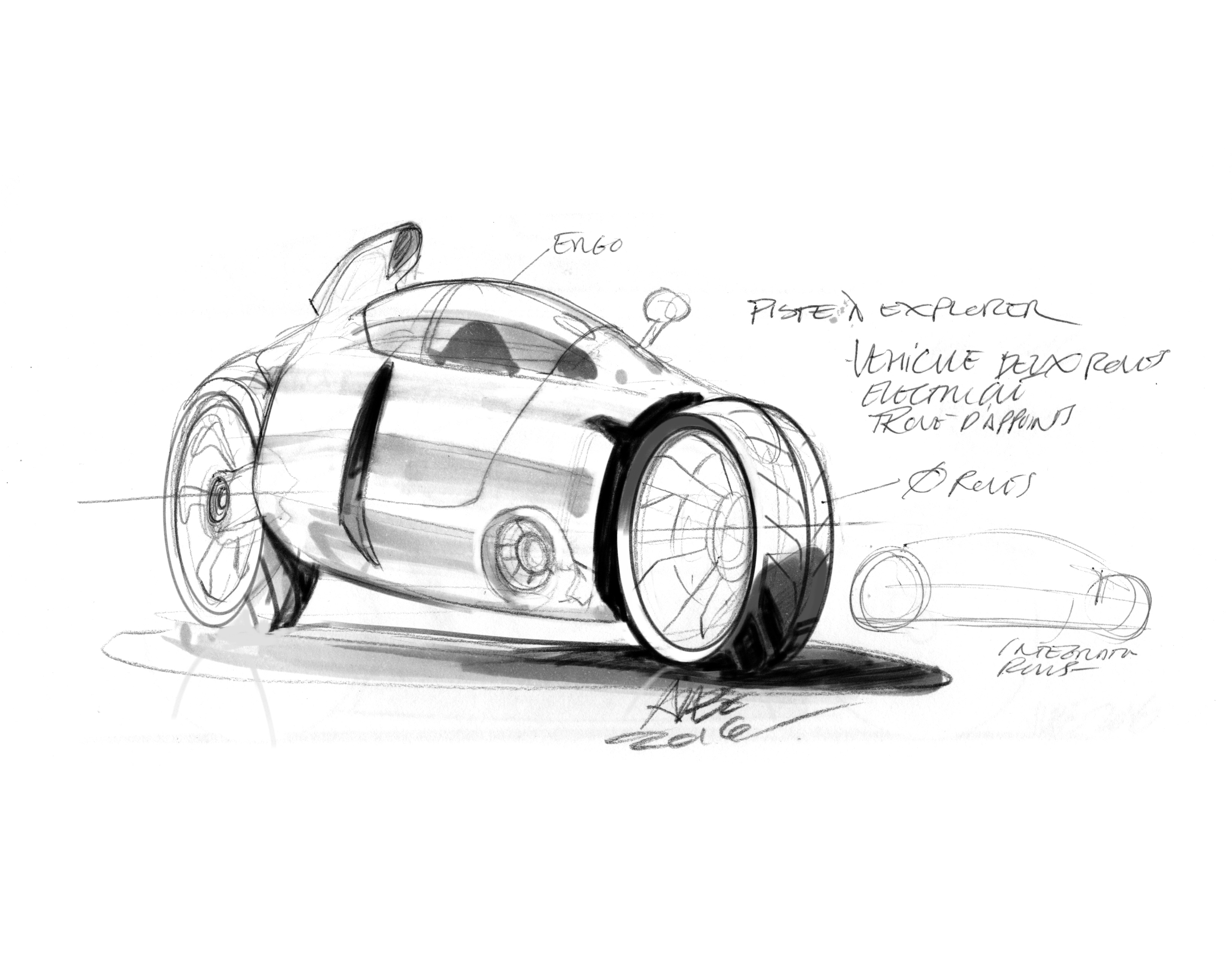 mono mach enclosed electric motorcycle on behance Maserati Concept Cars sign up to join the conversation