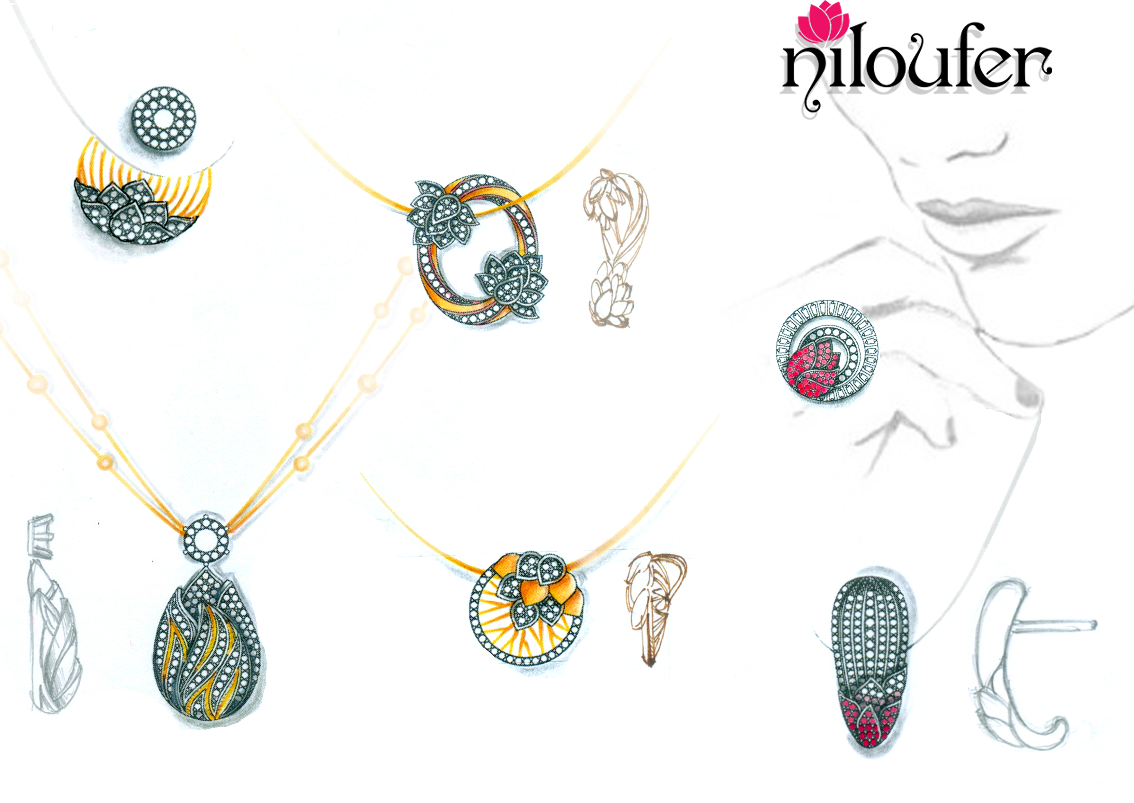 Niloufer by Tanishq on Behance