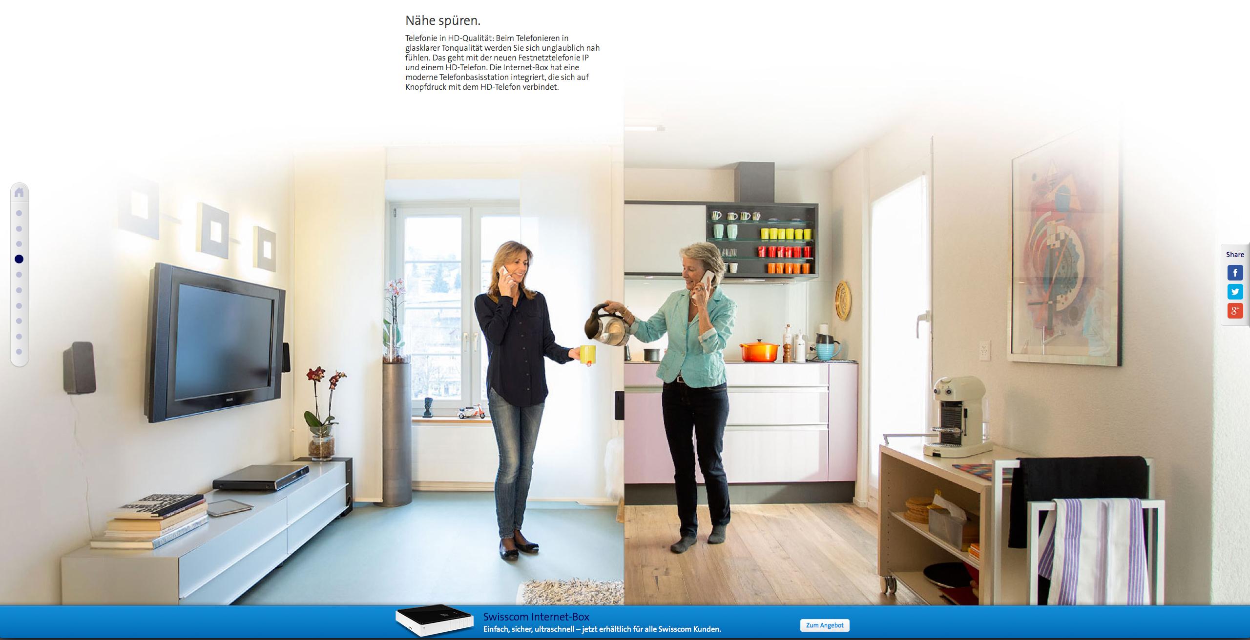 emmerlingphoto - Swisscom Internetbox