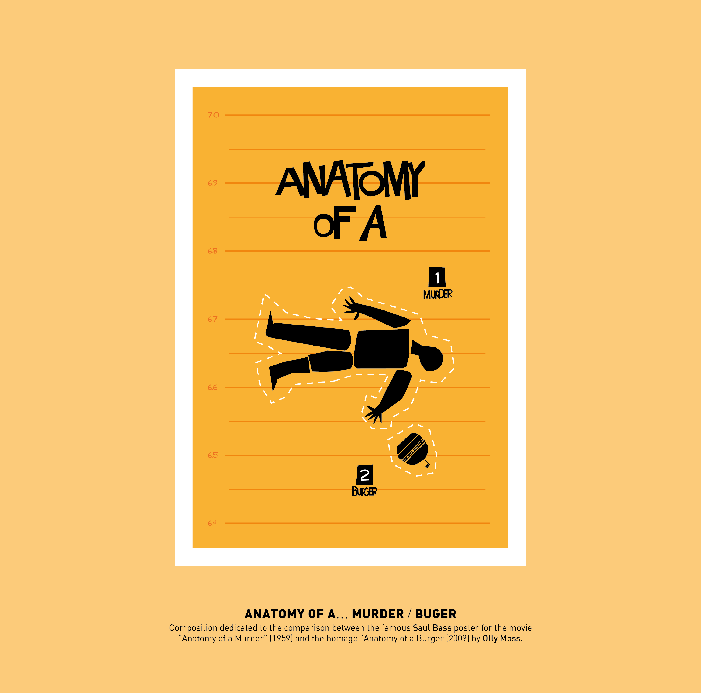 Saul Bass design for Anatomy of a murder Annyascom - oukas.info