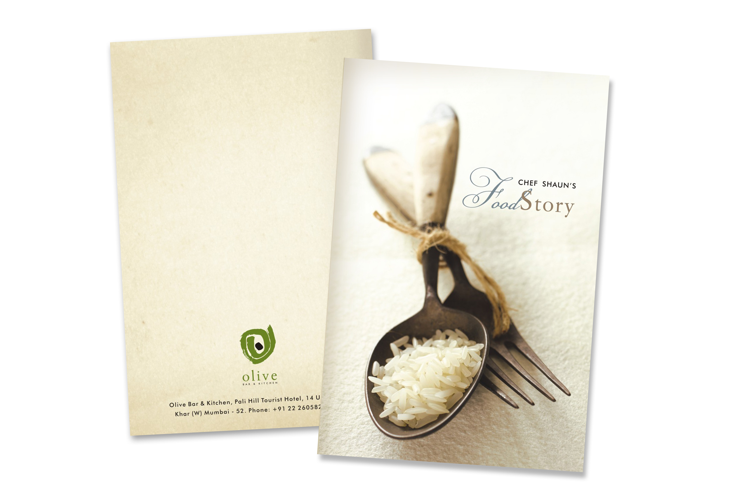 Olive Bar & Kitchen on Behance