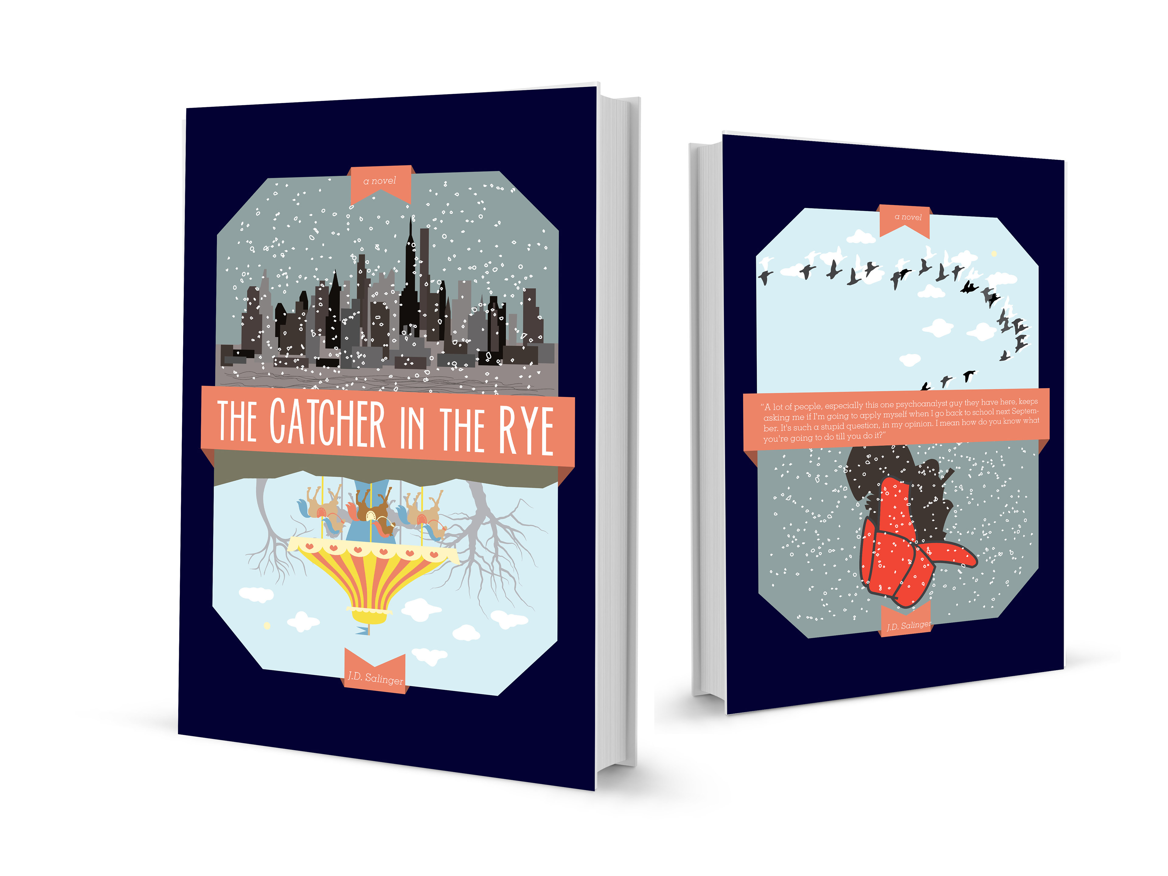 catcher in the rye psychoanalysis