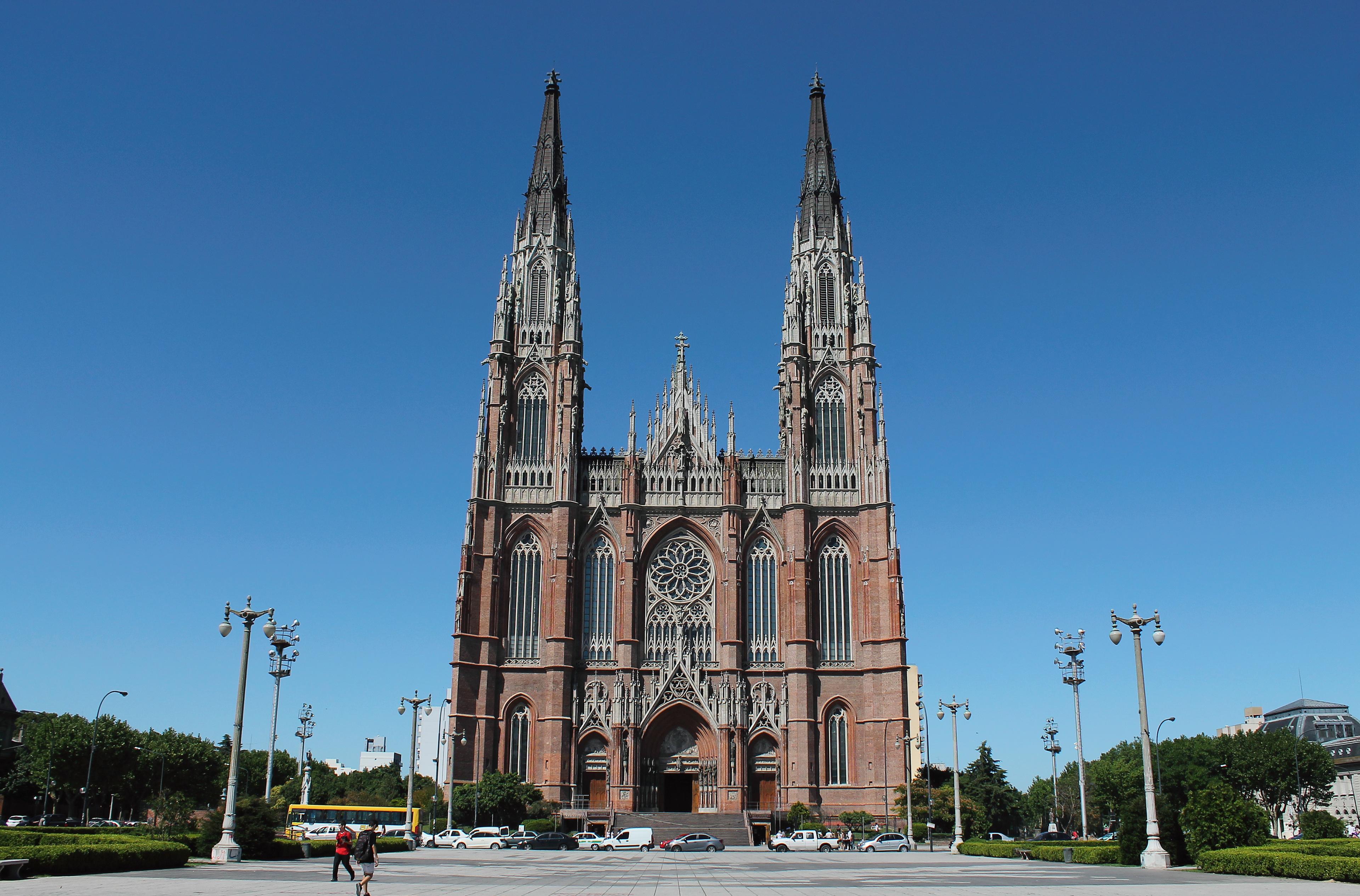 Resultado de imagen para Catedral de La Plata