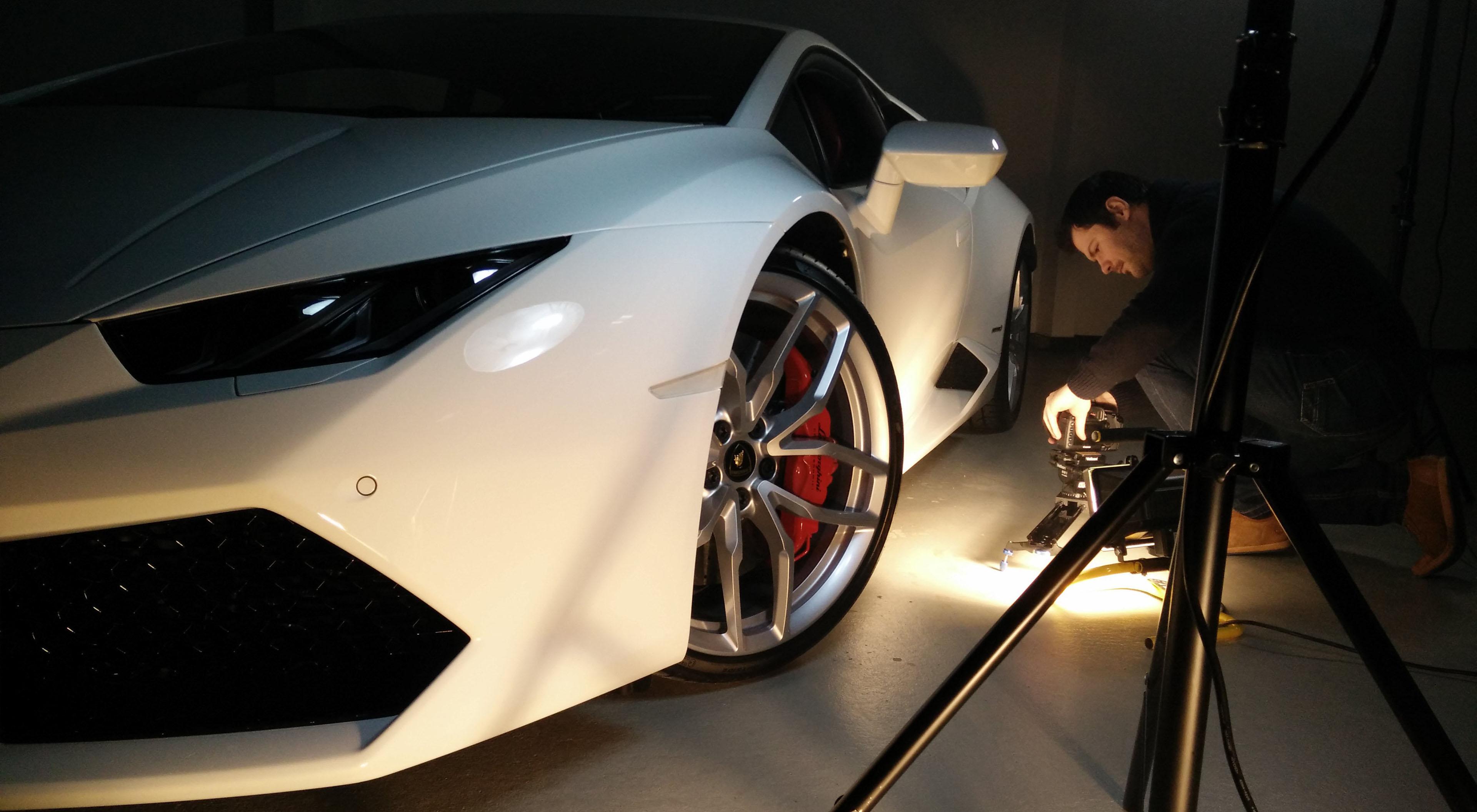 Lamborghini Huracán LP 610 4 On Behance