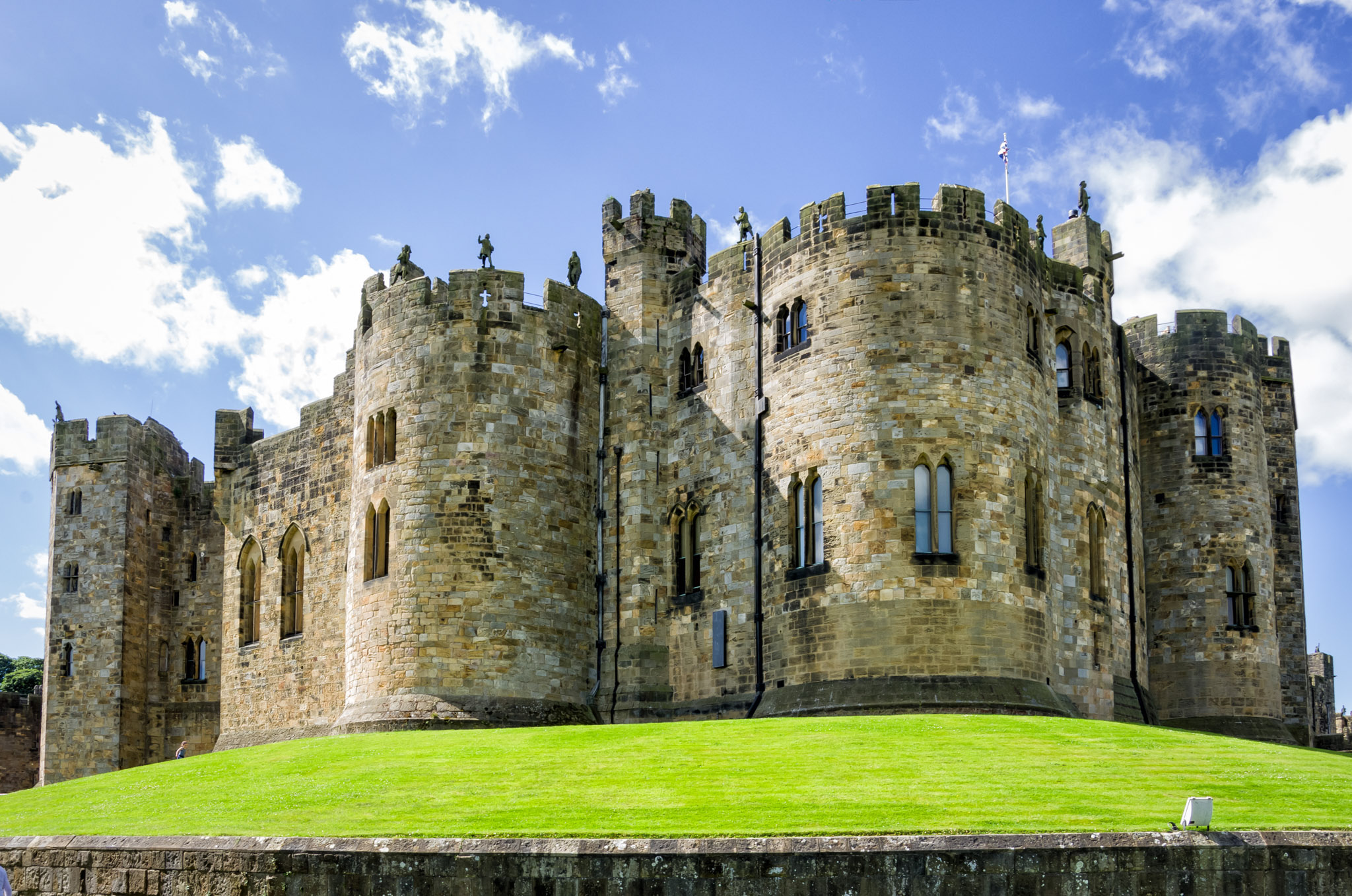 Alnwick Castle, Alnick, England