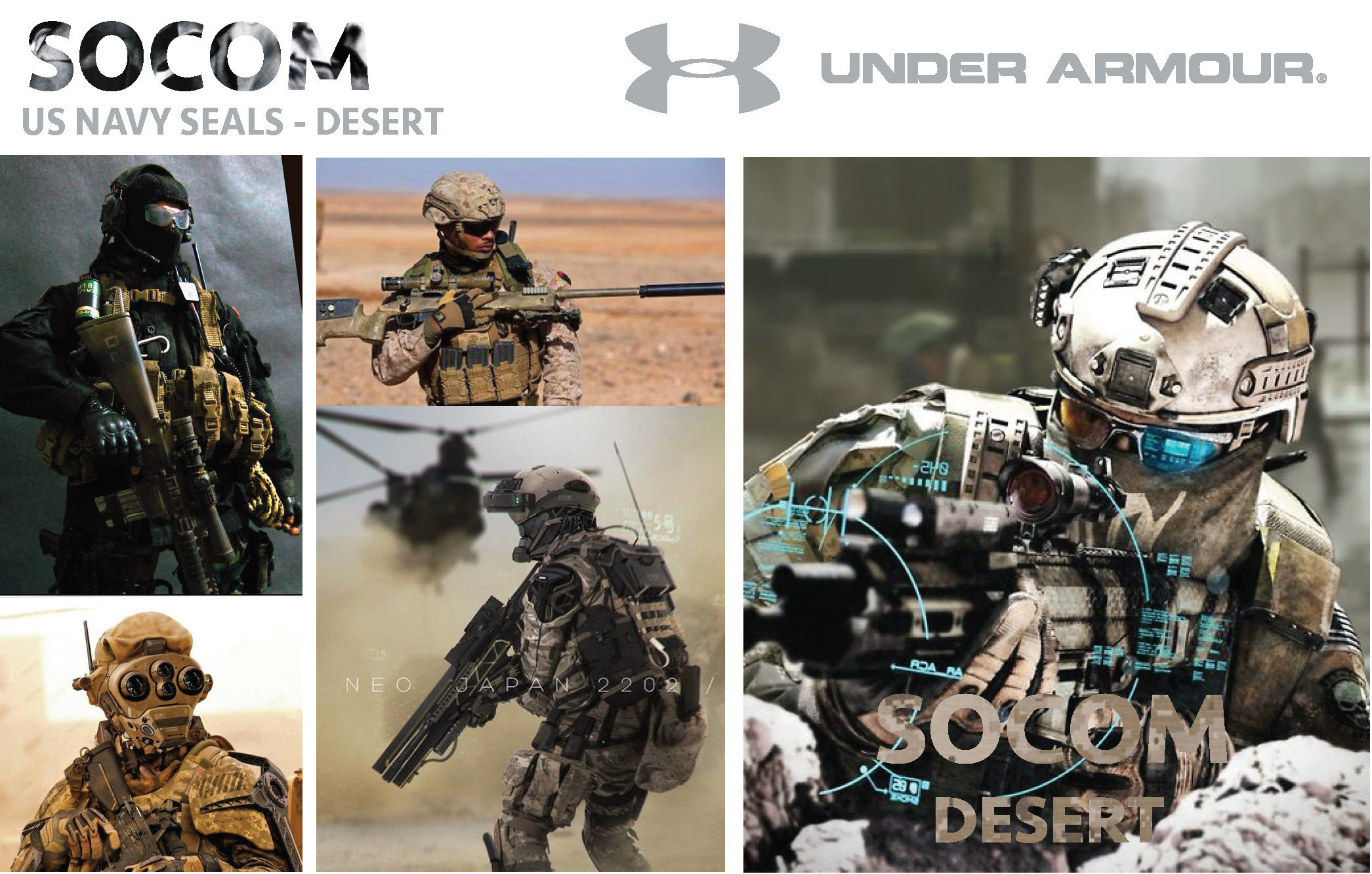 Gerard Smith - Under Armour - SOCOM