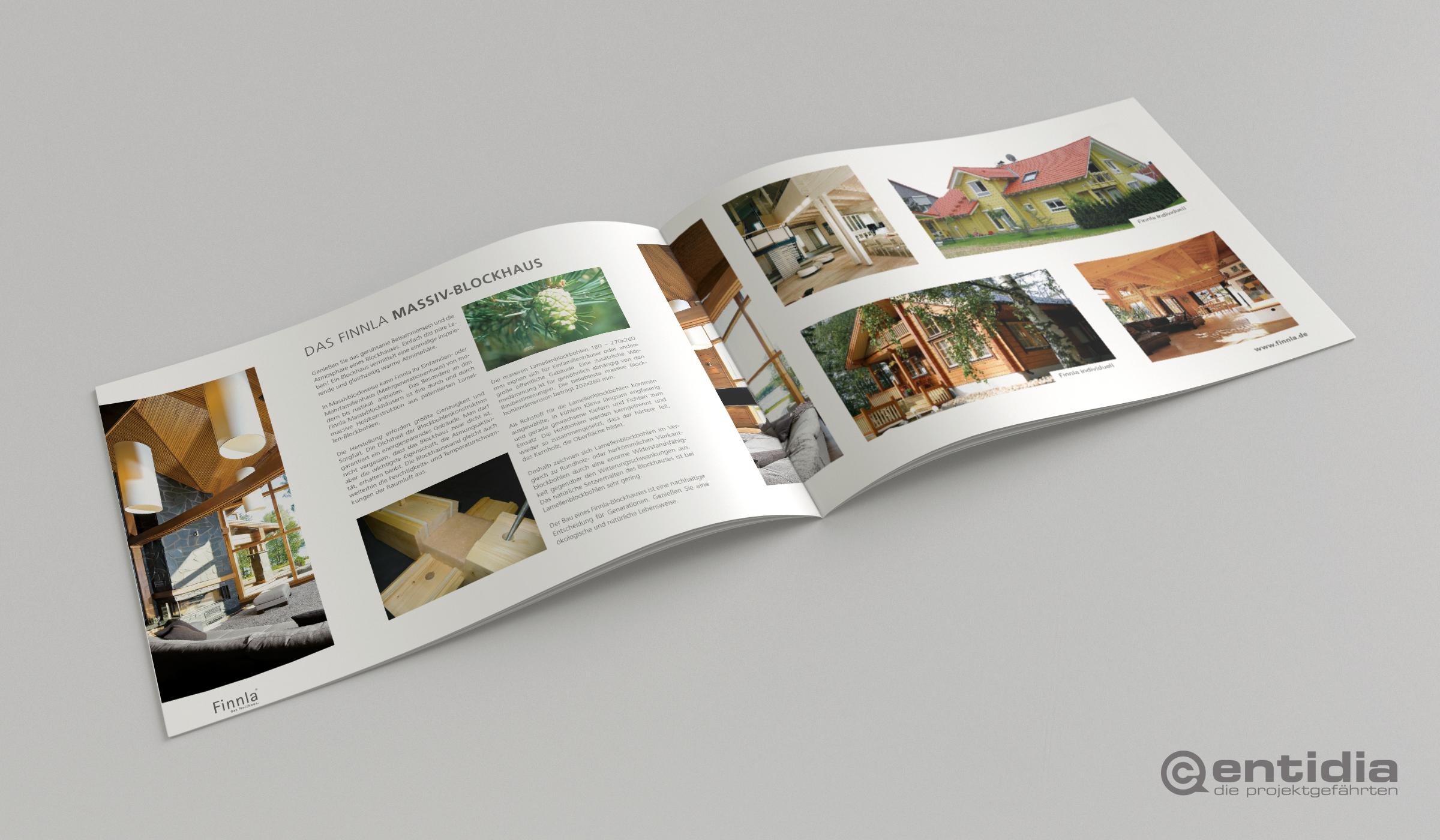 Besondere Len finnla brochure on behance