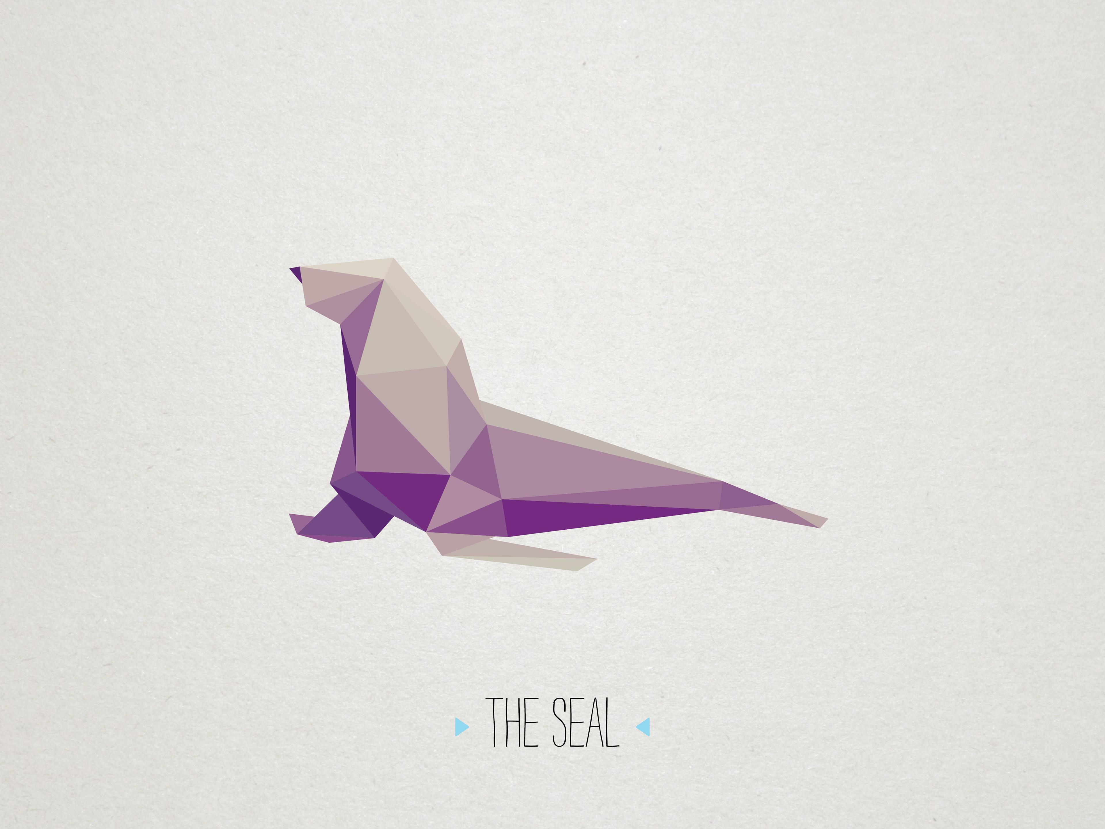Mr triangle illustration on behance jeuxipadfo Gallery