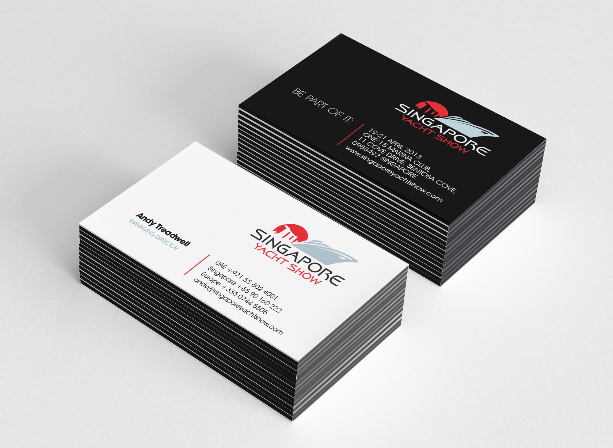 Jt creative media designing print and web for the superyacht and singapore yacht show day 4 reheart Images