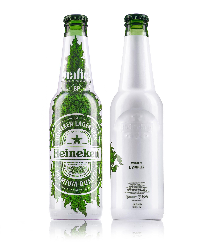Heineken Limited Edition 2015 On Behance