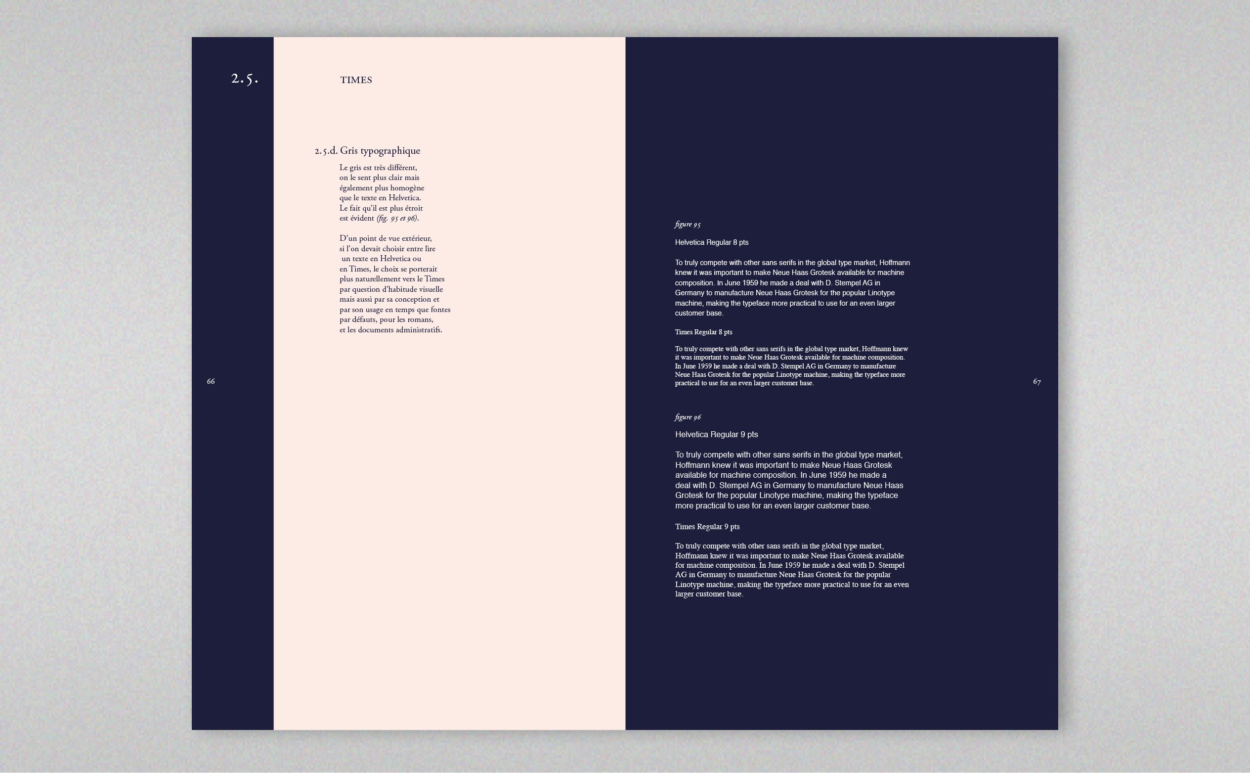 Le Petit Observatoire de l\'Helvetica on Behance