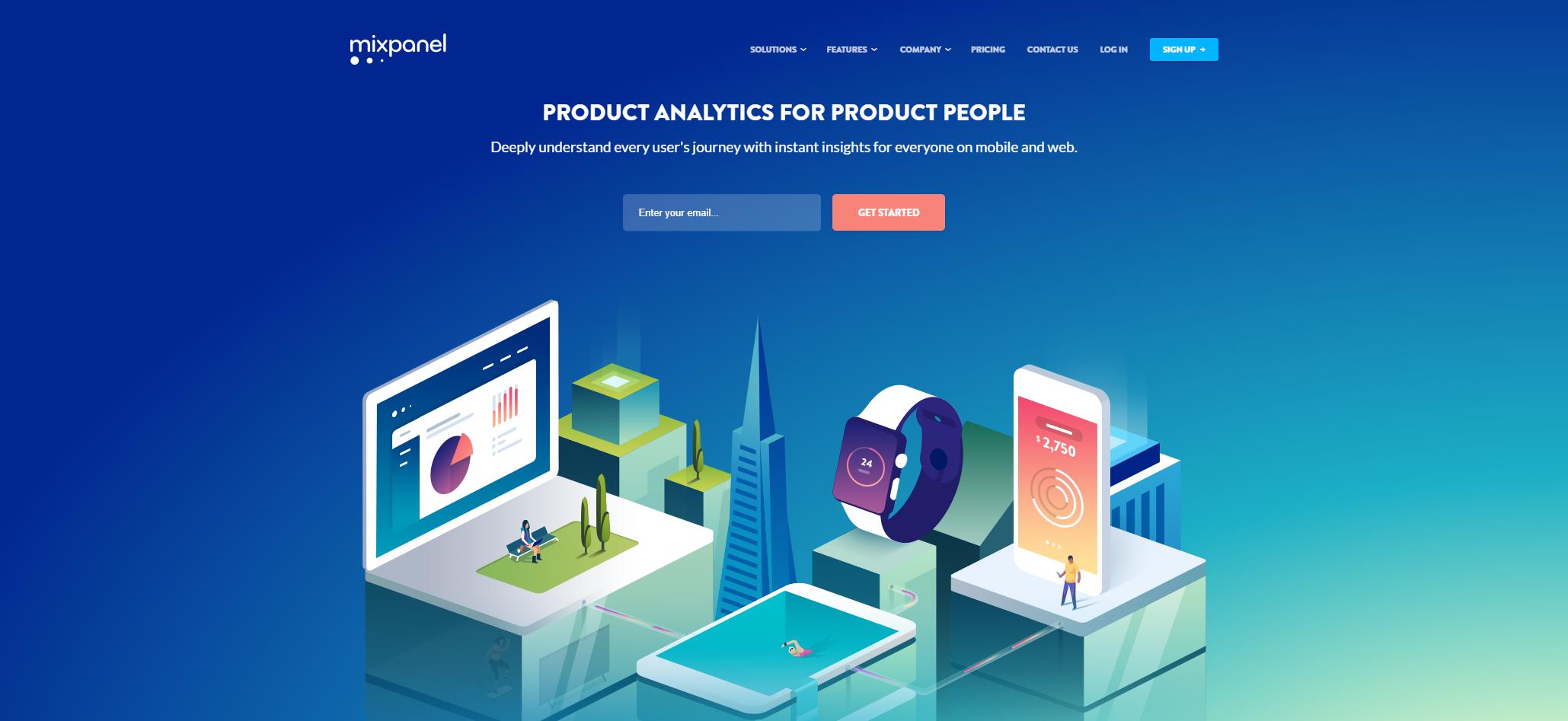 Web Design Trends 2018 on Behance