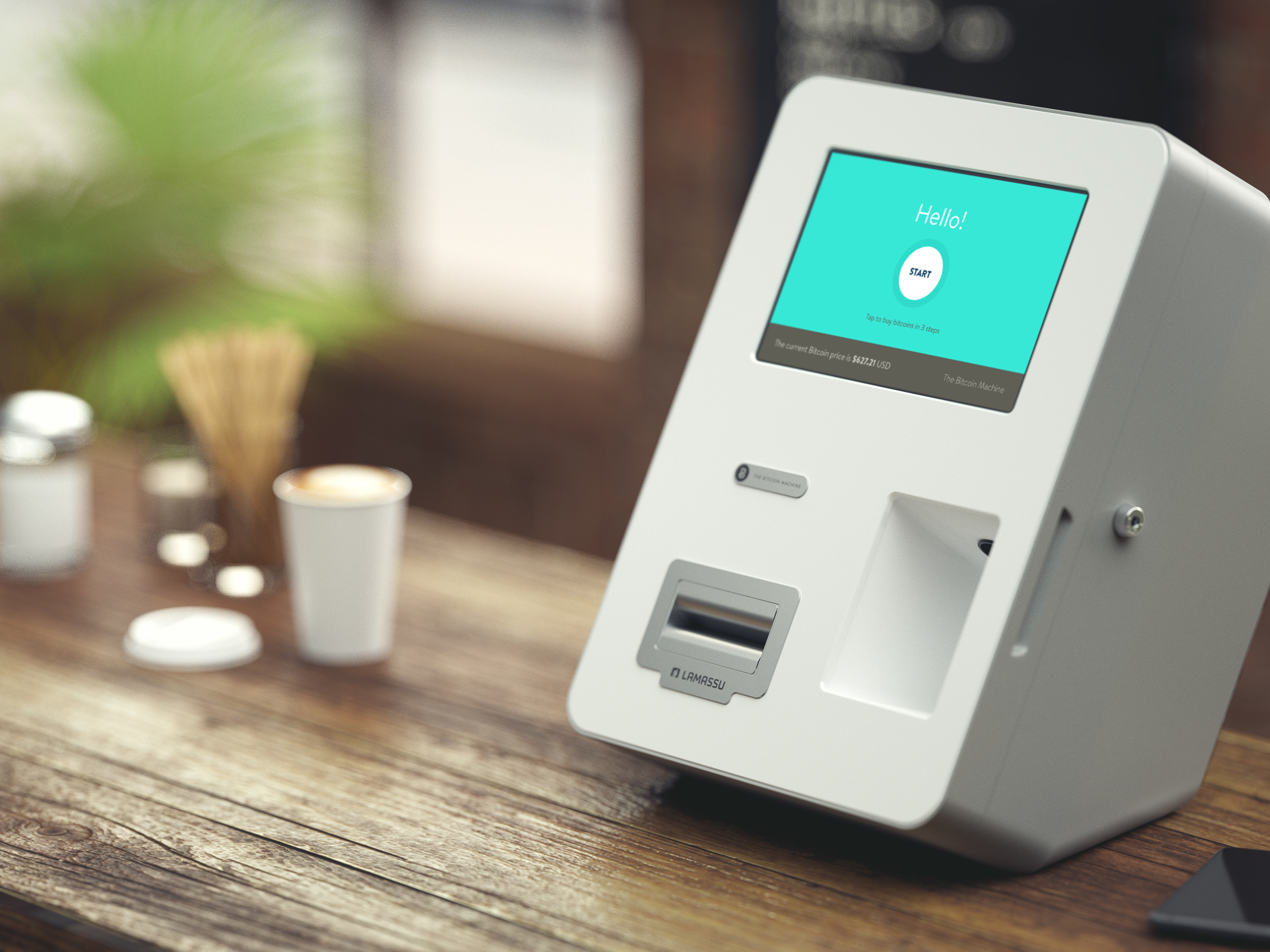 Claudio castro design lamassu bitcoin atm the lamassu bitcoin atm is the first machine to have been designed for the industry for most of the world getting bitcoin is still difficult ccuart Images