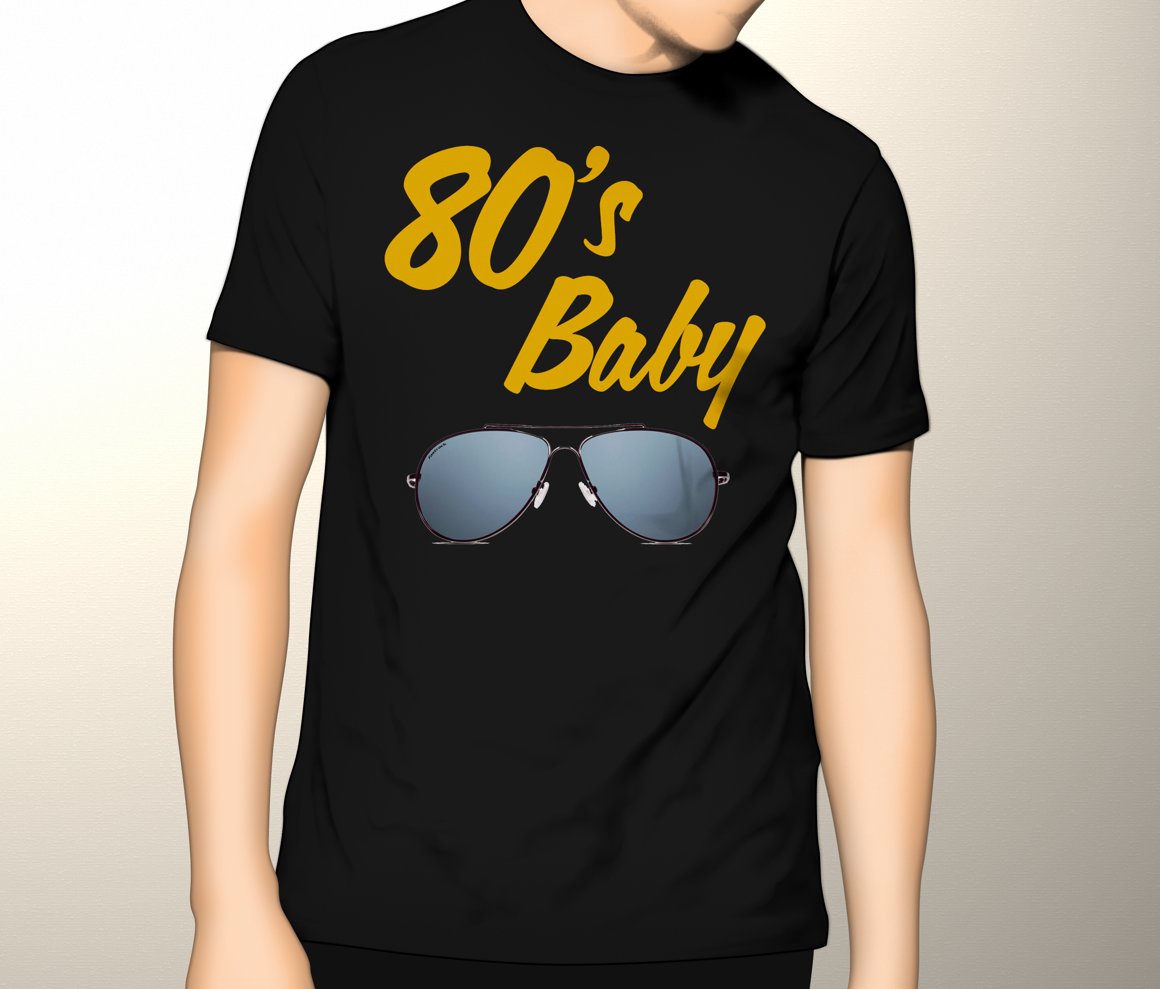 Wale Agunloye - 24 Clothing company T-shirts - Mockup
