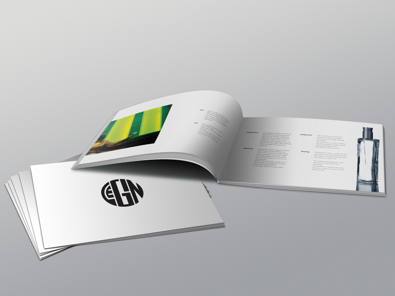 Atelier Grabherr - LeGin Brand Identity